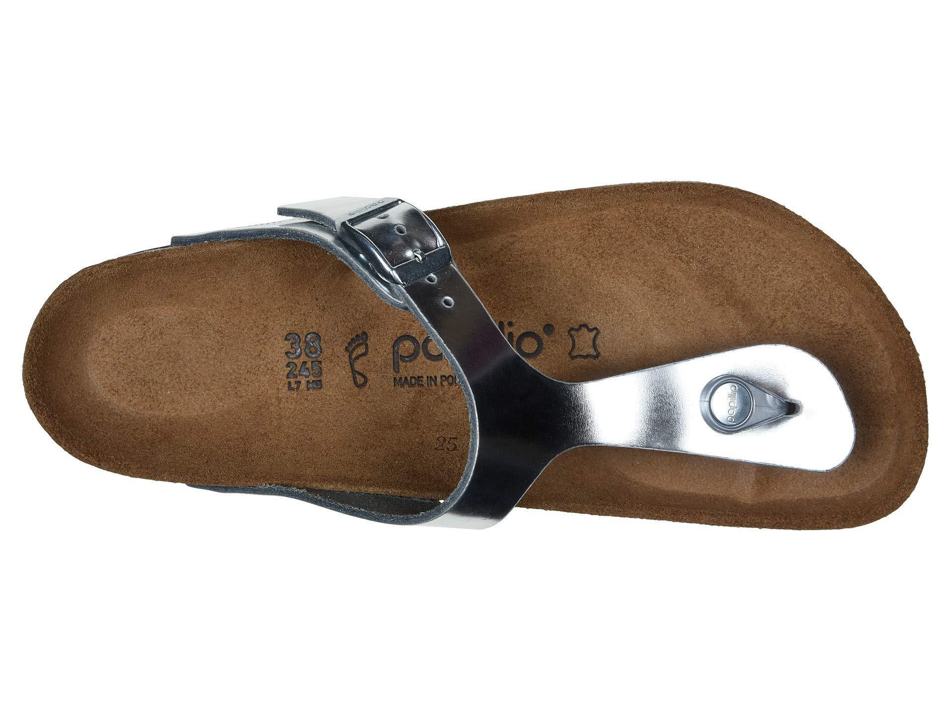 61f7ceb2c0b0 Birkenstock. Gizeh Platform By Papillio (metallic Copper Leather) Women s  Shoes