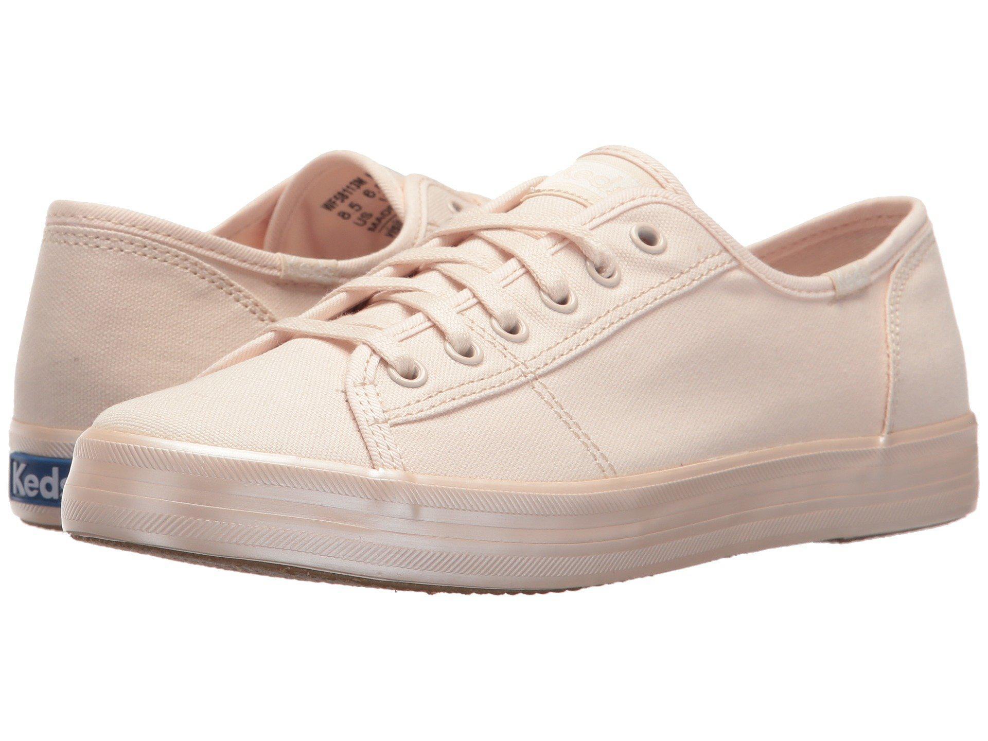 Keds Canvas Kickstart Shimmer Sneaker