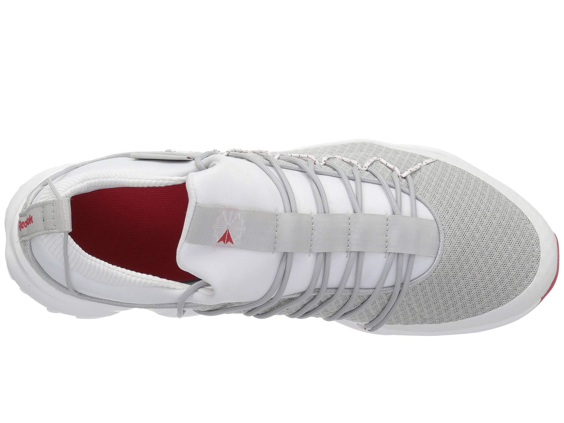 e908b334c16d Lyst - Reebok Dmx Fusion Lite N (white skull Grey primal Red) Men s ...