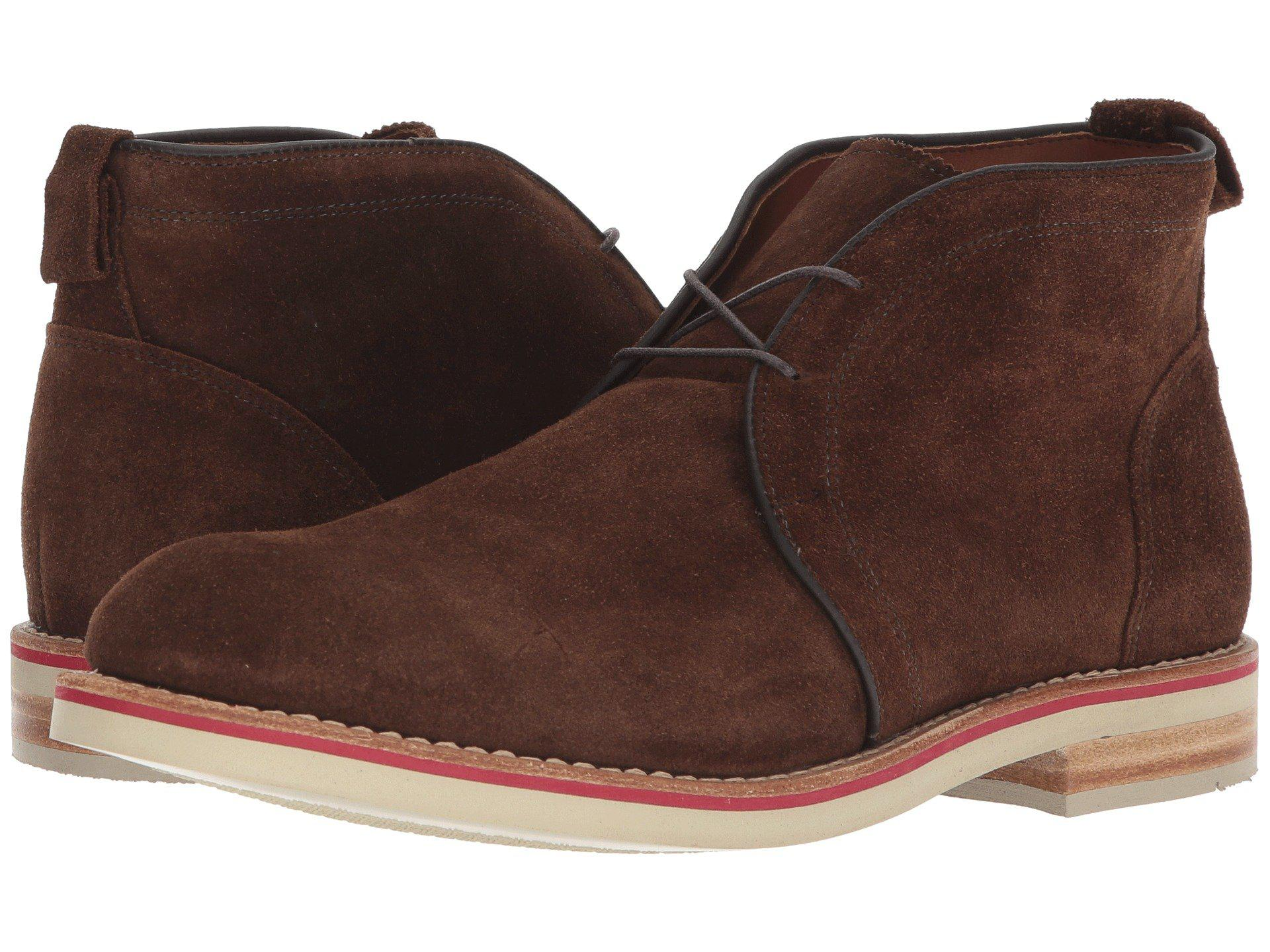 80ad3a6ddca Men's Brown Nomad Chukka (snuff Suede) Dress Lace-up Boots