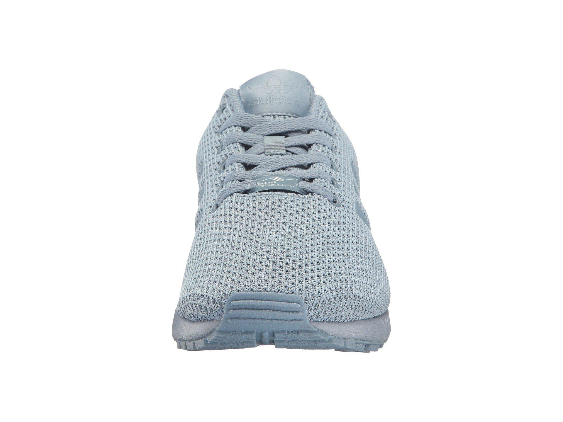 681184c4ea02 Lyst - adidas Originals Zx Flux - Clima Pastels in Blue for Men