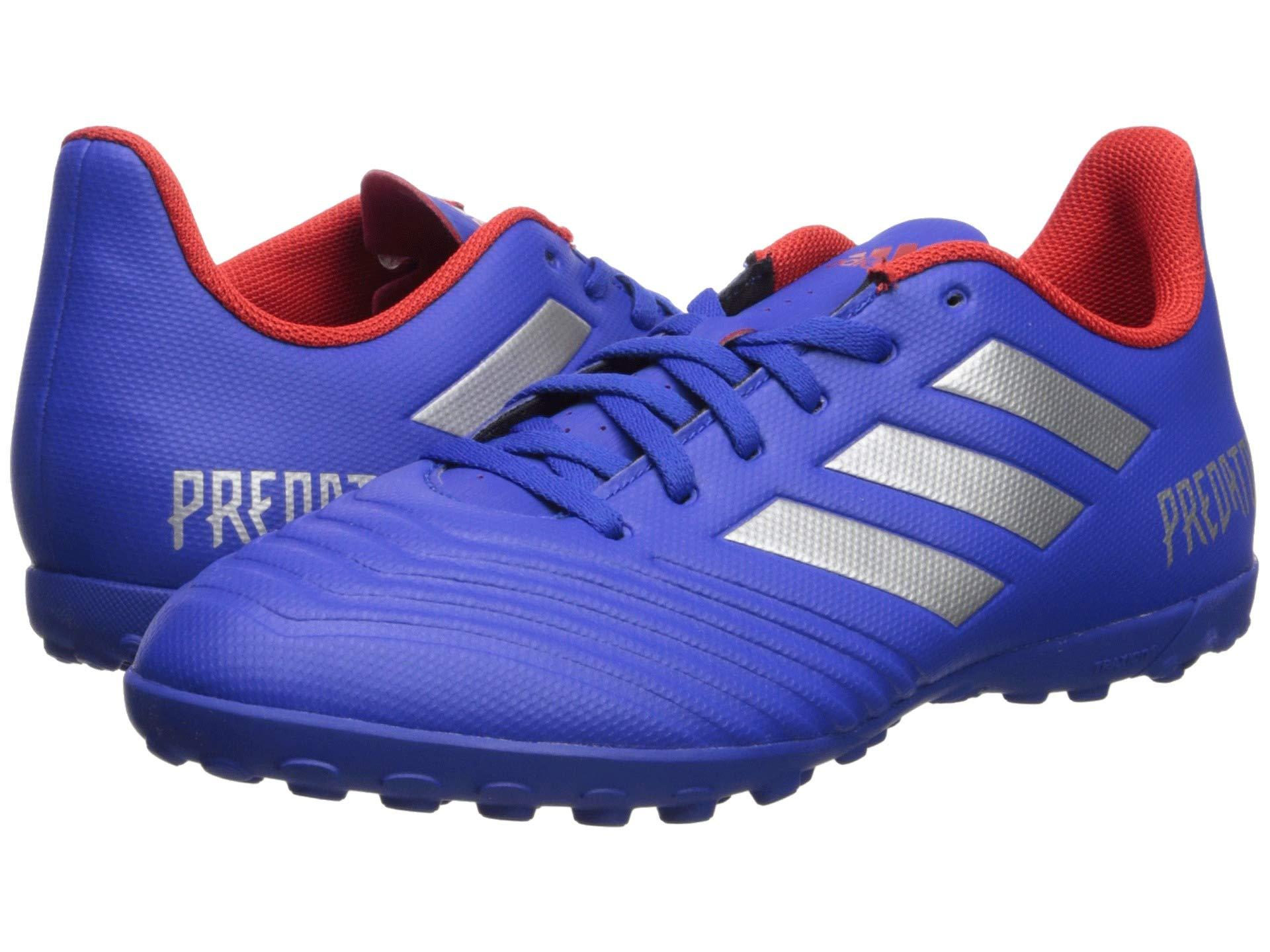 d9dda0d99ee adidas. Predator 19.4 Tf (bold Blue silver Metallic active Red) Men s  Soccer Shoes