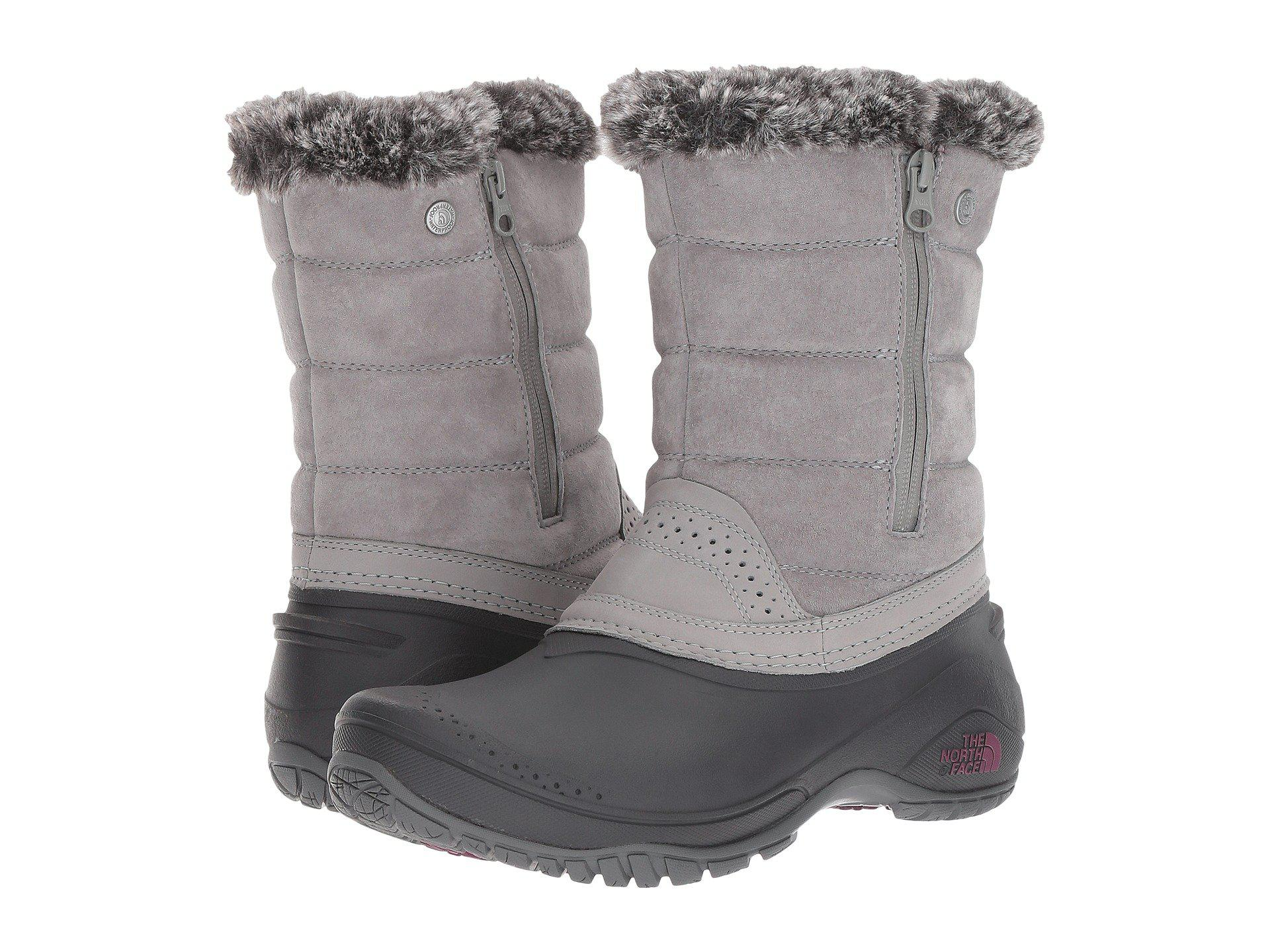 a2c90cc48 The North Face Gray Shellista Iii 200g Waterproof Pull-on Winter Boots
