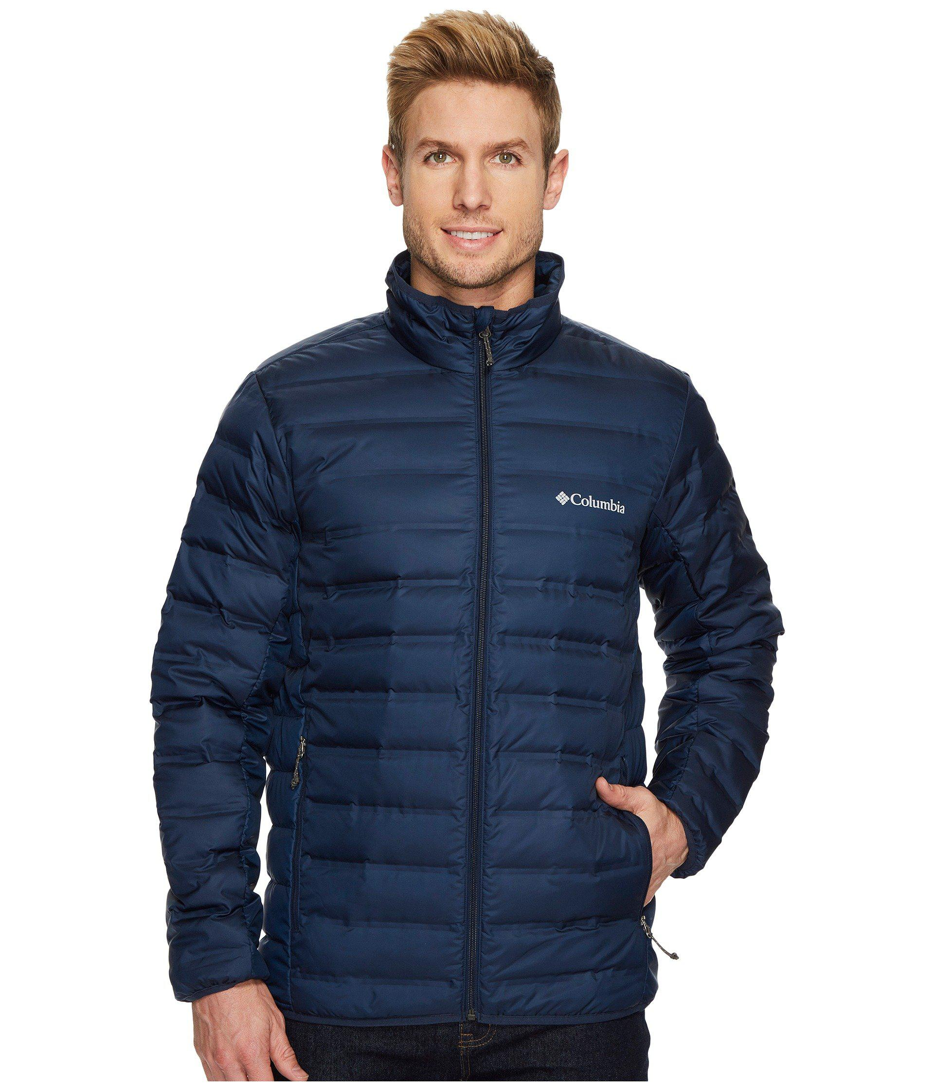 f535e57fd Blue Lake 22 Down Jacket (mosstone/peatmoss) Men's Coat