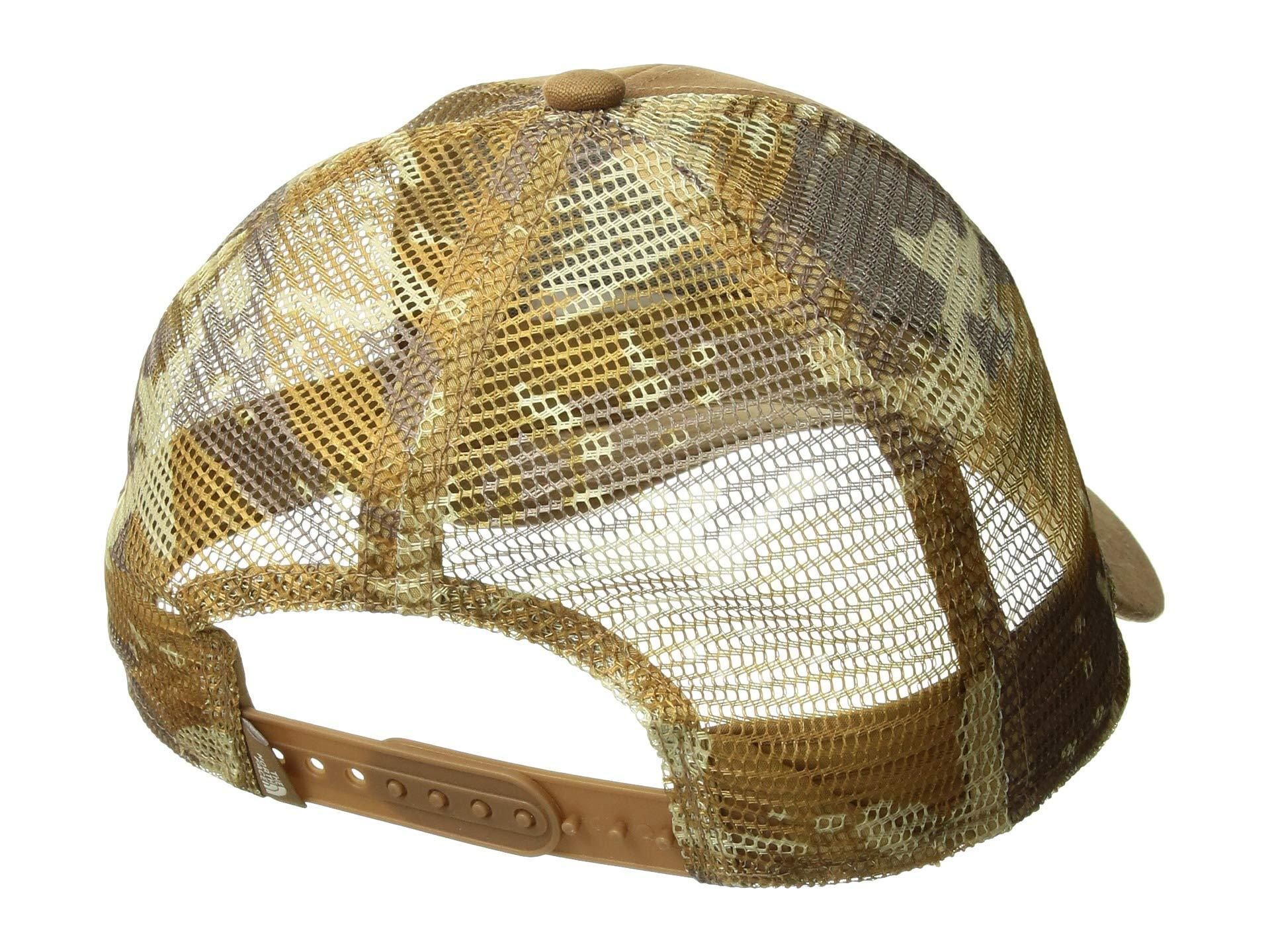 78fab471dfc32 The North Face - Natural Mudder Novelty Mesh Trucker Hat (tnf Black  Psychedelic Print). View fullscreen