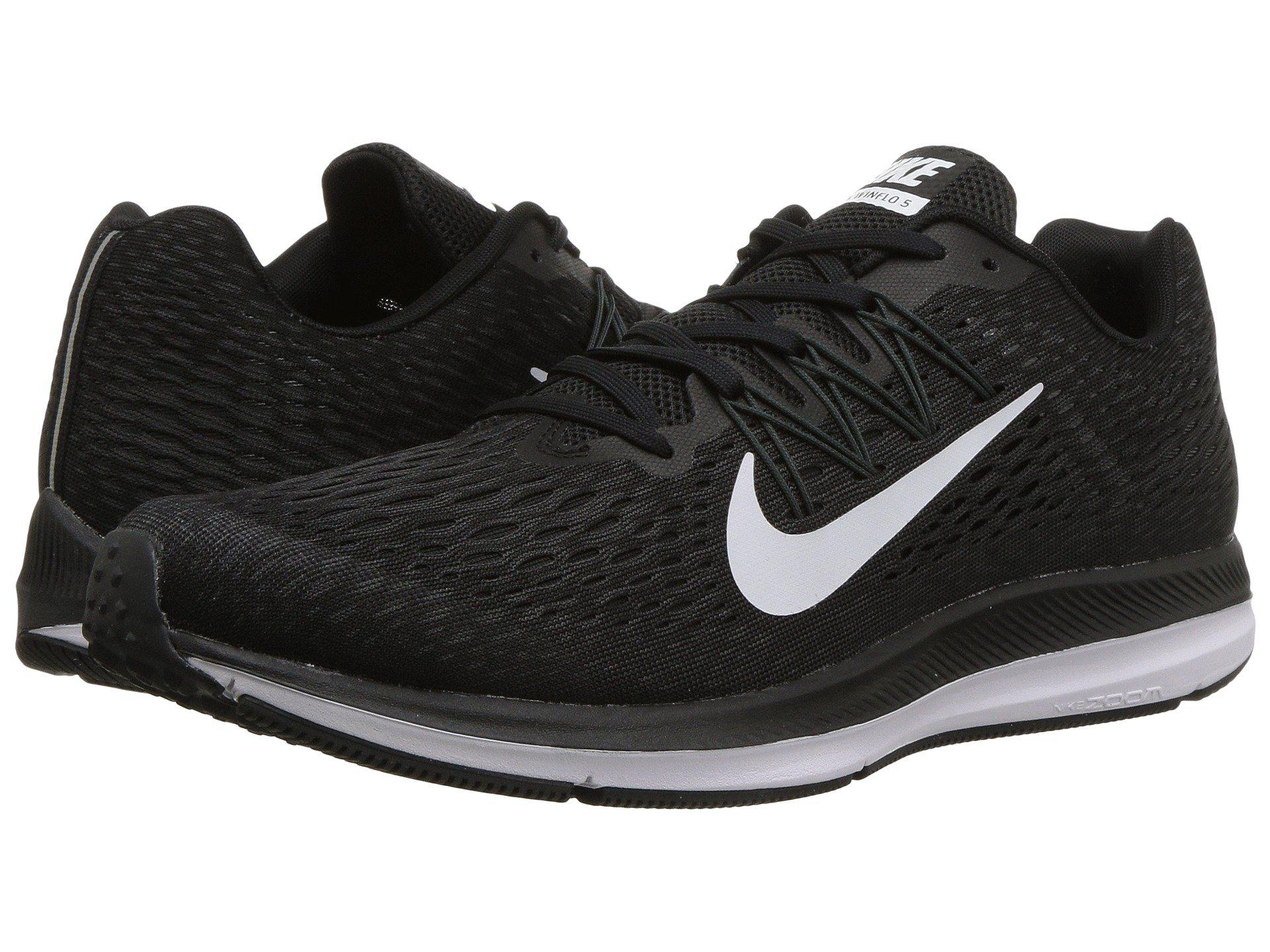 5018ef10ebbb Lyst - Nike Air Zoom Winflo 5 (black anthracite) Men s Running Shoes ...