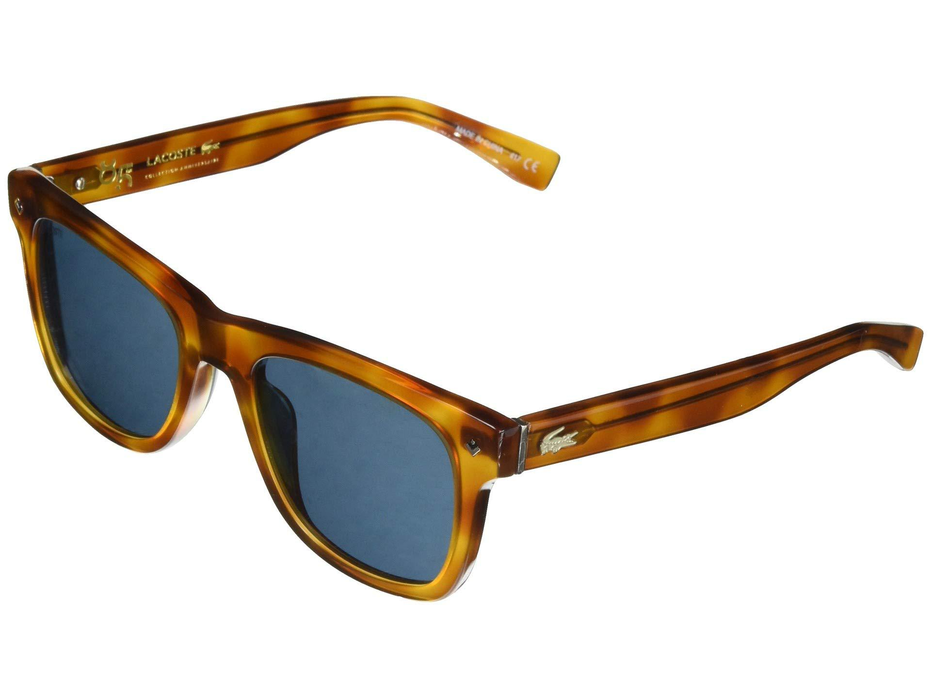 f8c0665fde7 Lyst - Lacoste L878s (blonde Havana) Fashion Sunglasses for Men