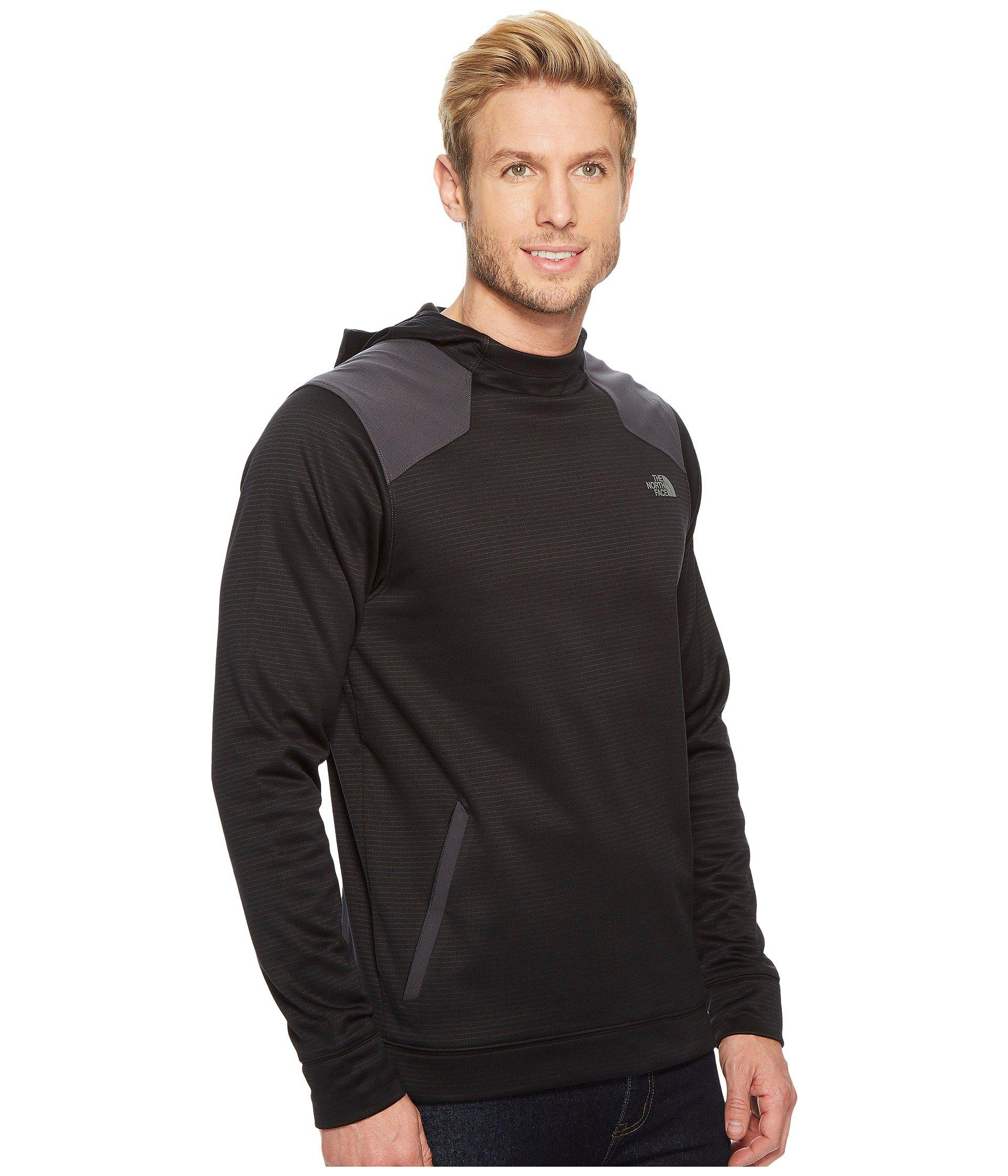b796805b9 The North Face Black Ampere Hoodie for men