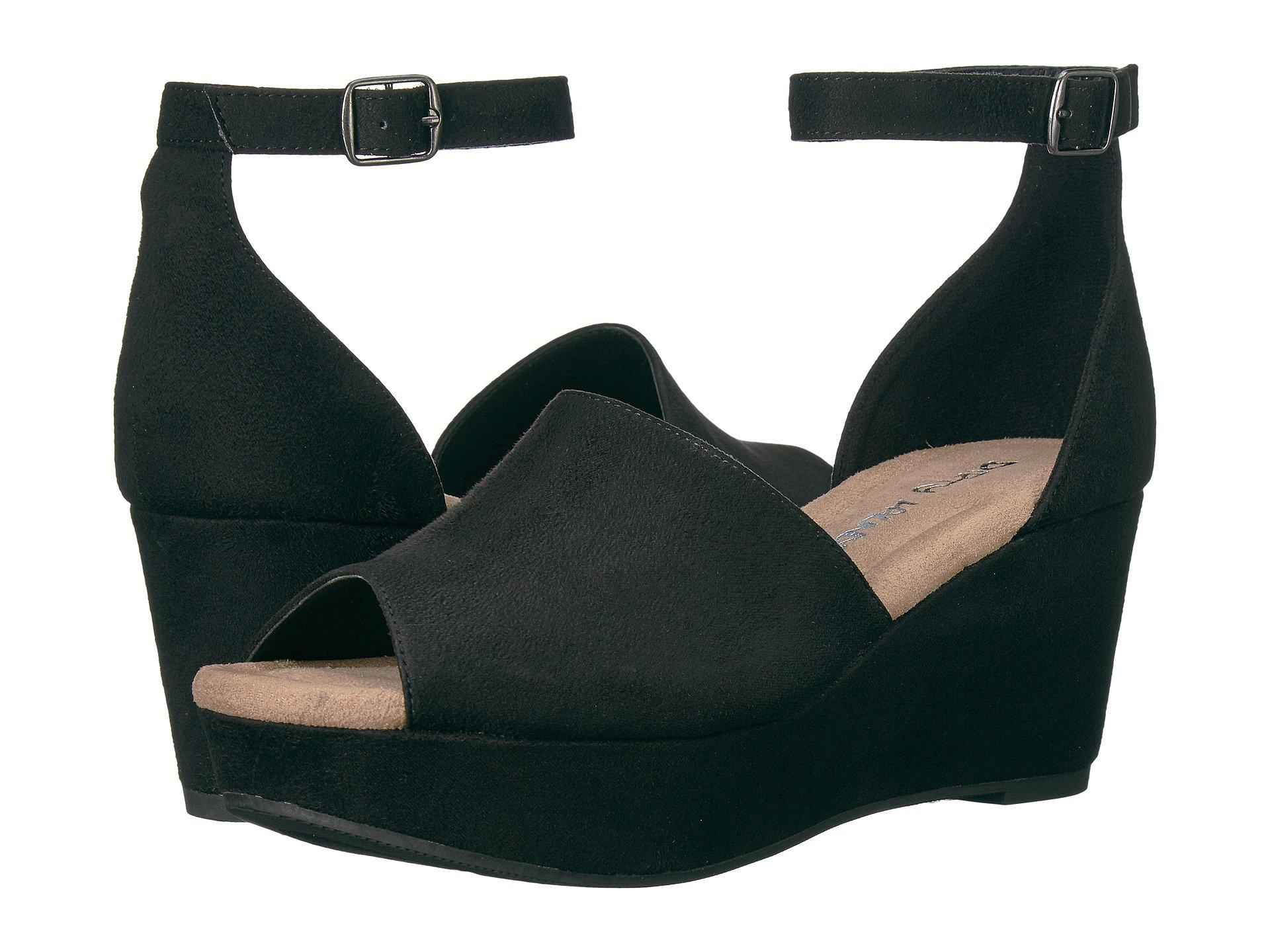 Dirty Laundry DL Dare Me Wedge Sandal 2dBKfd
