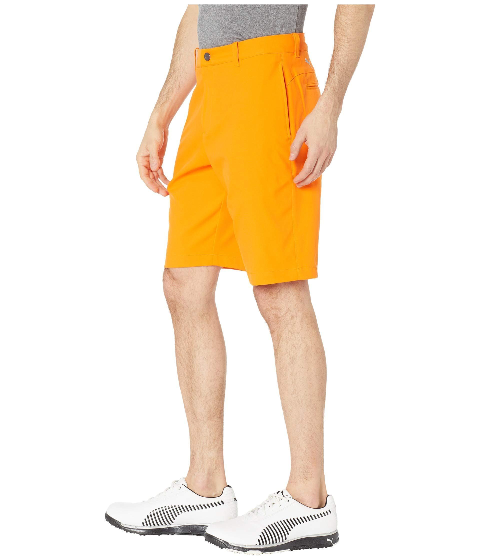fea079b225b9 Lyst - PUMA Jackpot Shorts (bright White) Men s Shorts in Orange for Men