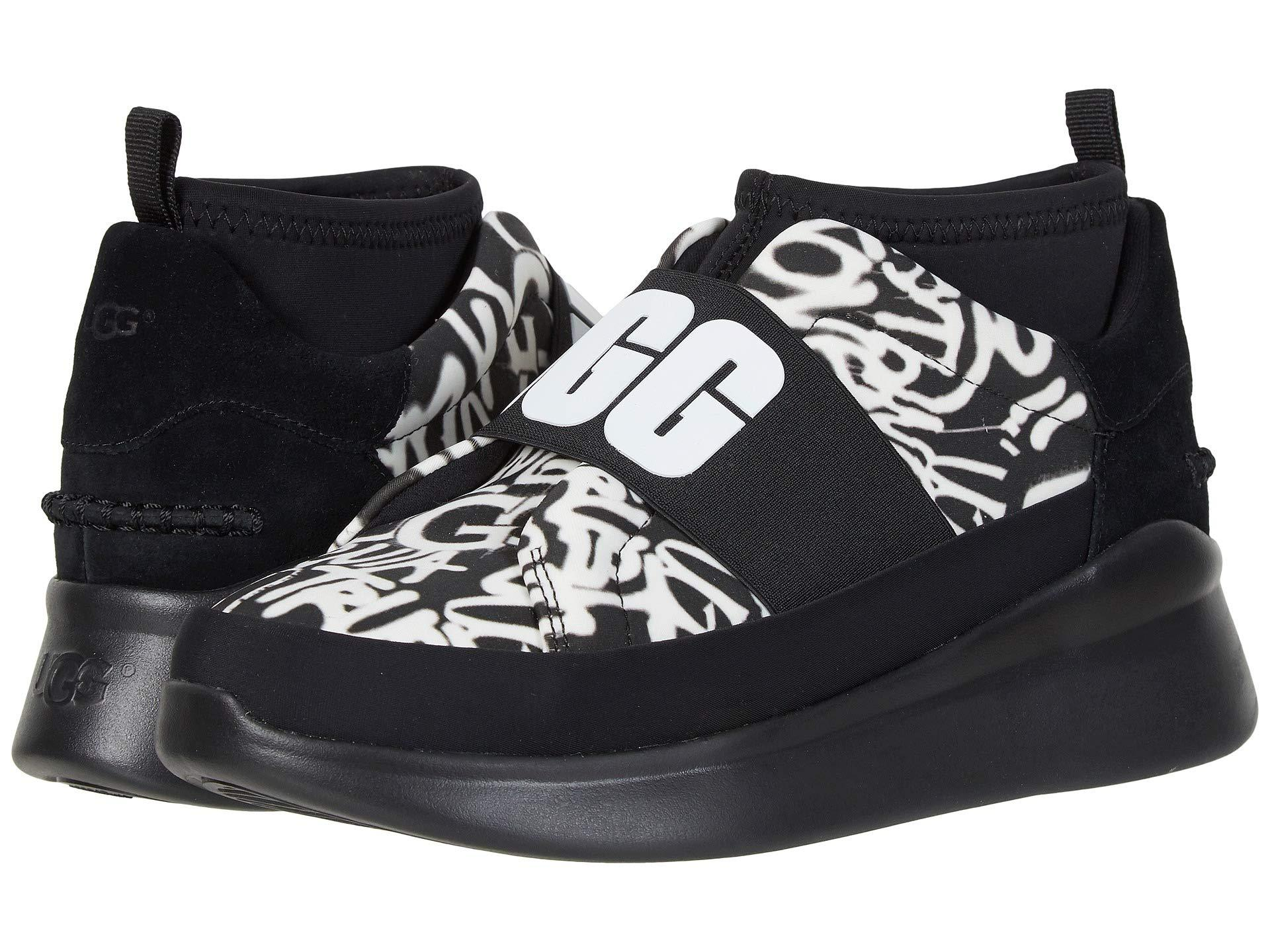 f3141346493 Women's Black Neutra Sneaker