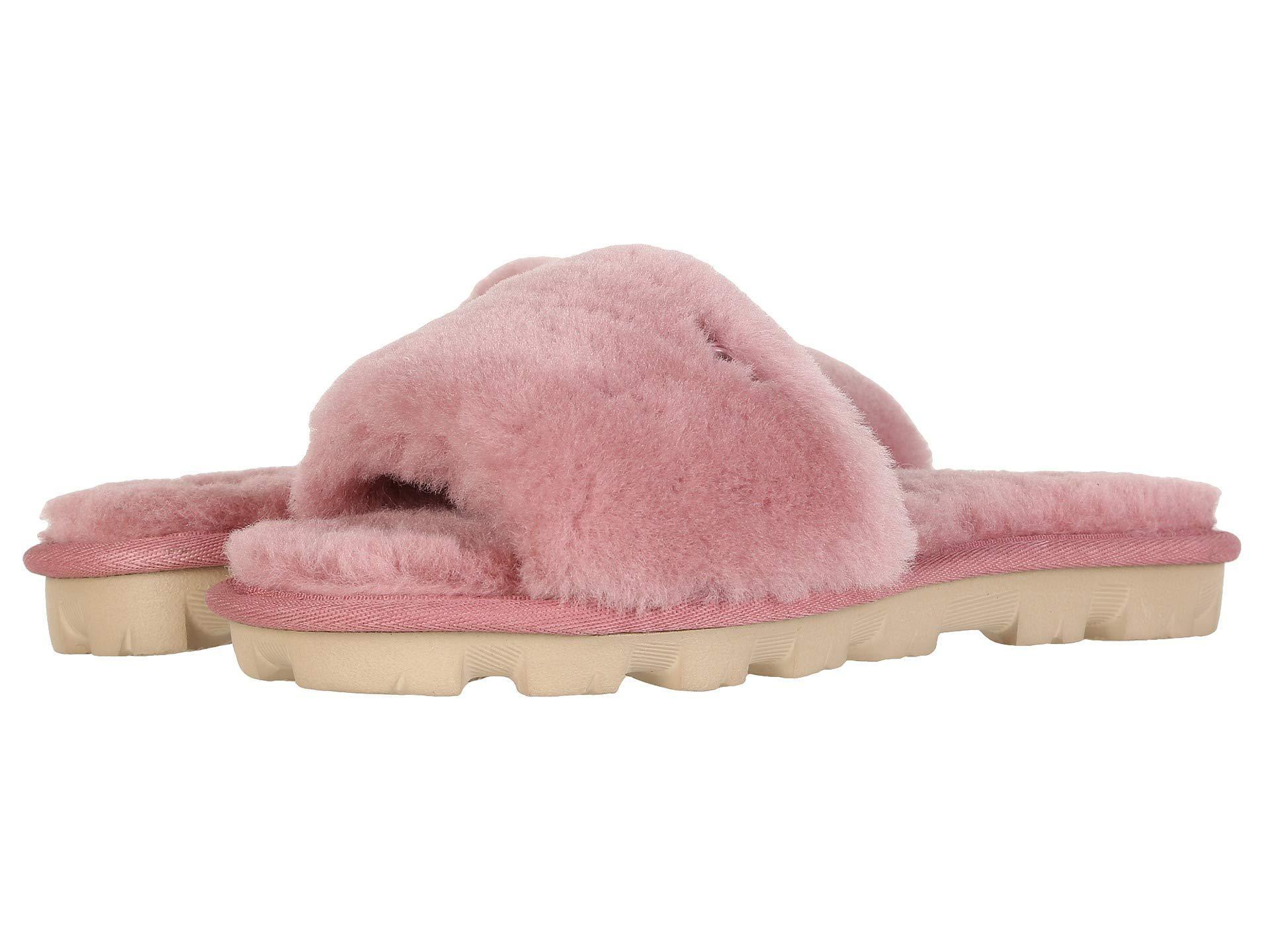 80fd0d128abf Lyst - UGG Cozette (succulent) Women s Sandals in Pink