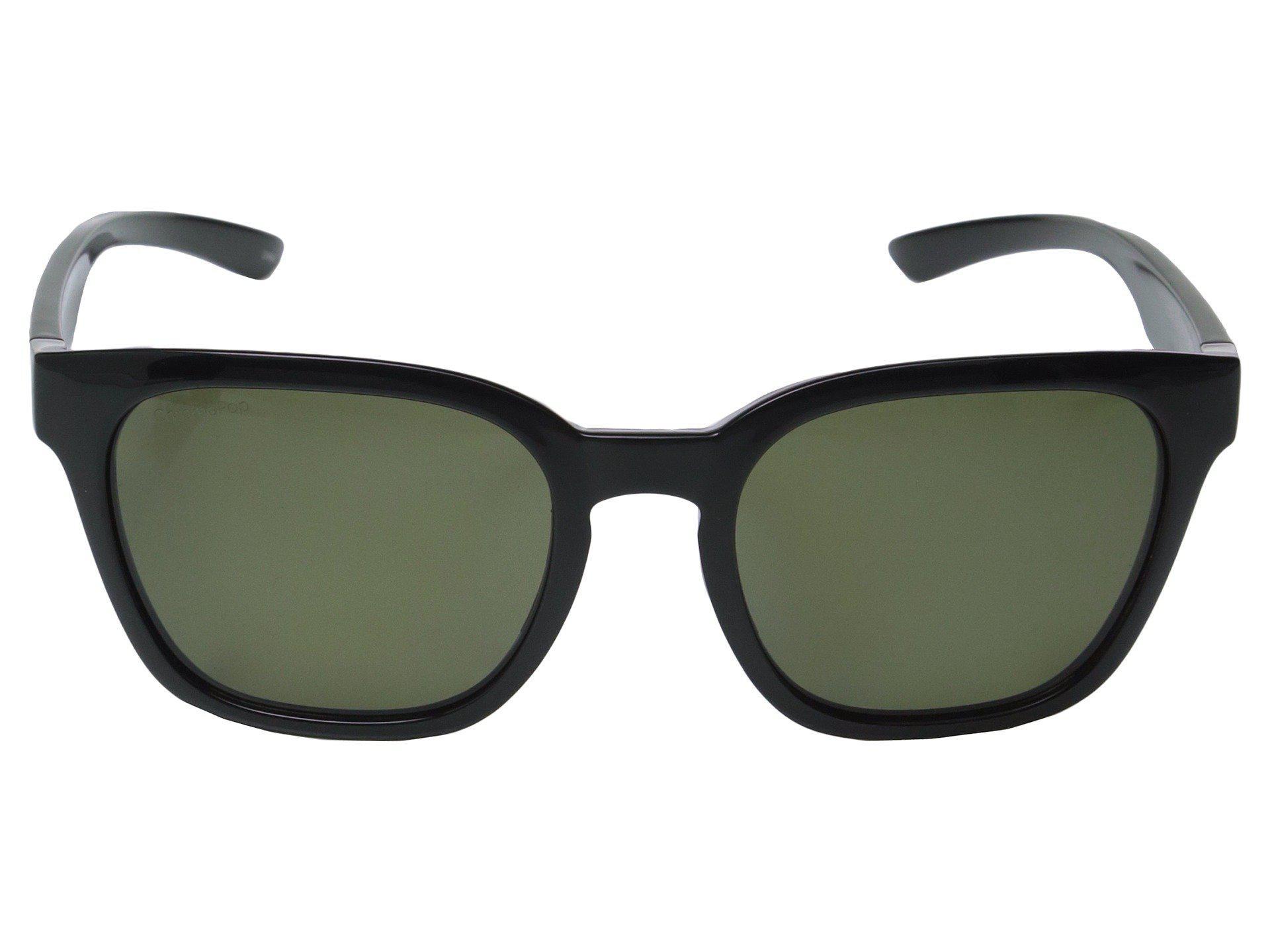 Smith Optics Founder Slim (black/polarized Gray/green