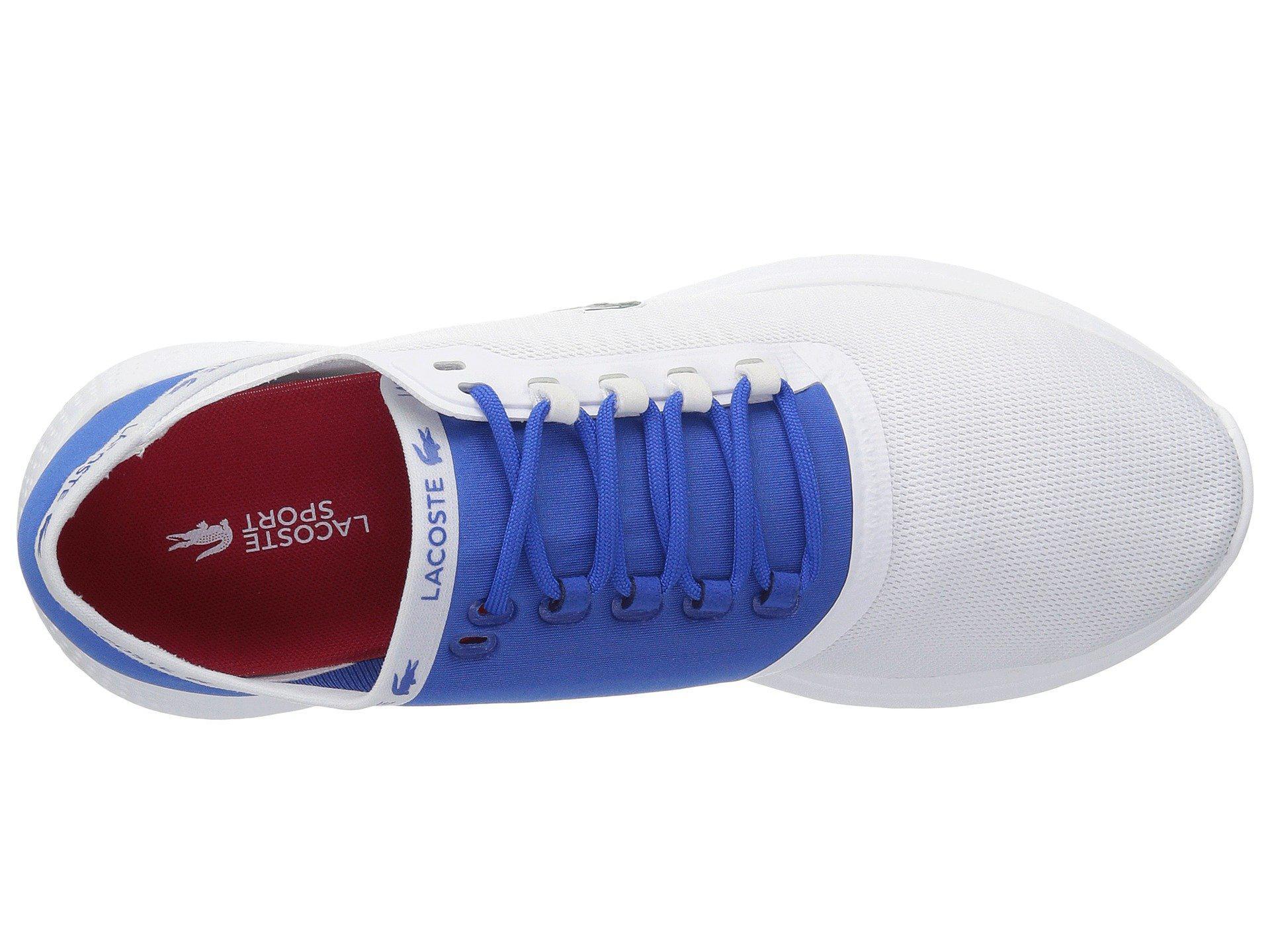 6526c611d Lacoste - Blue Lt Fit 118 4 (black dark Grey) Men s Shoes for. View  fullscreen