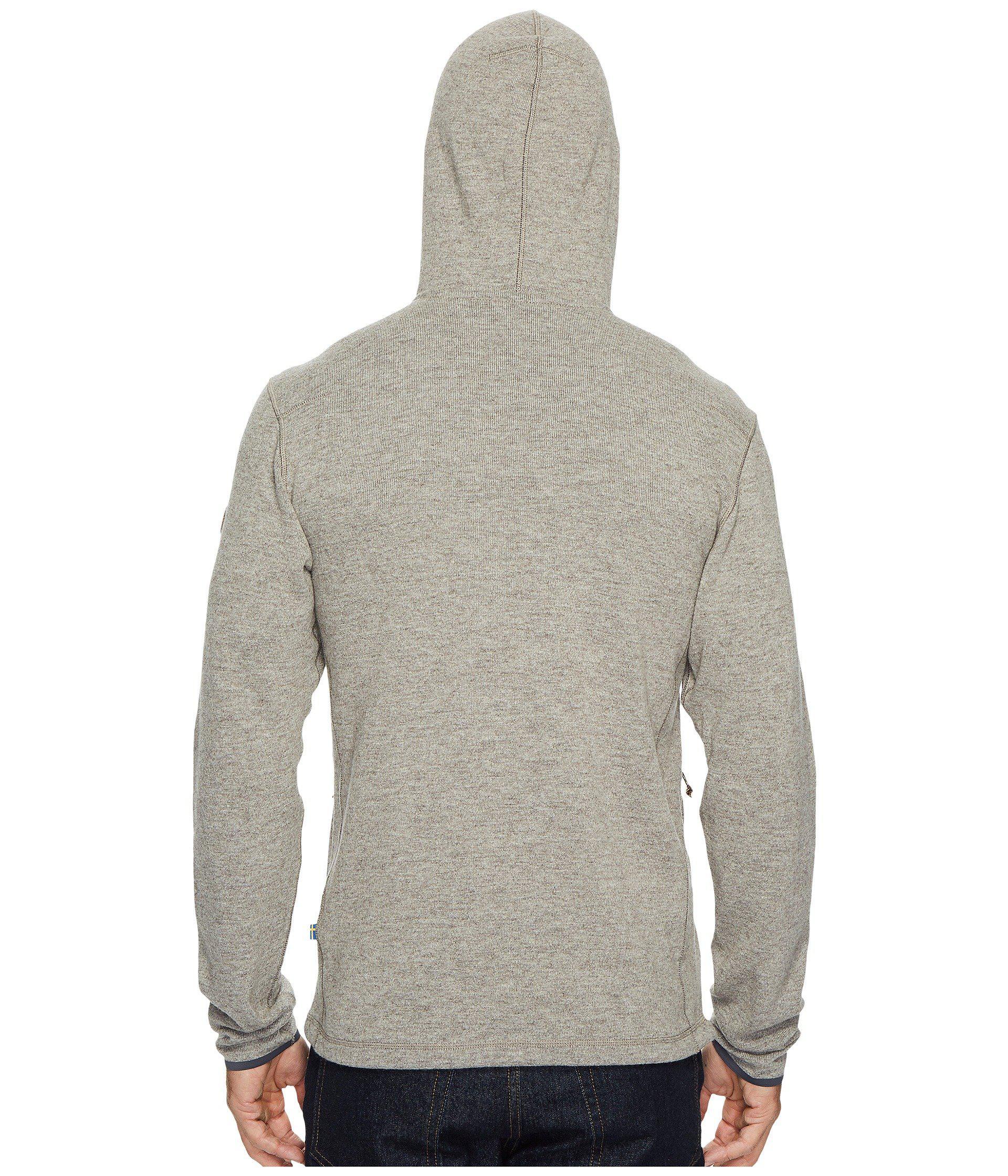 verfügbar Rabatt-Verkauf 100% Zufriedenheitsgarantie High Coast Wool Hoodie (fog) Men's Sweatshirt