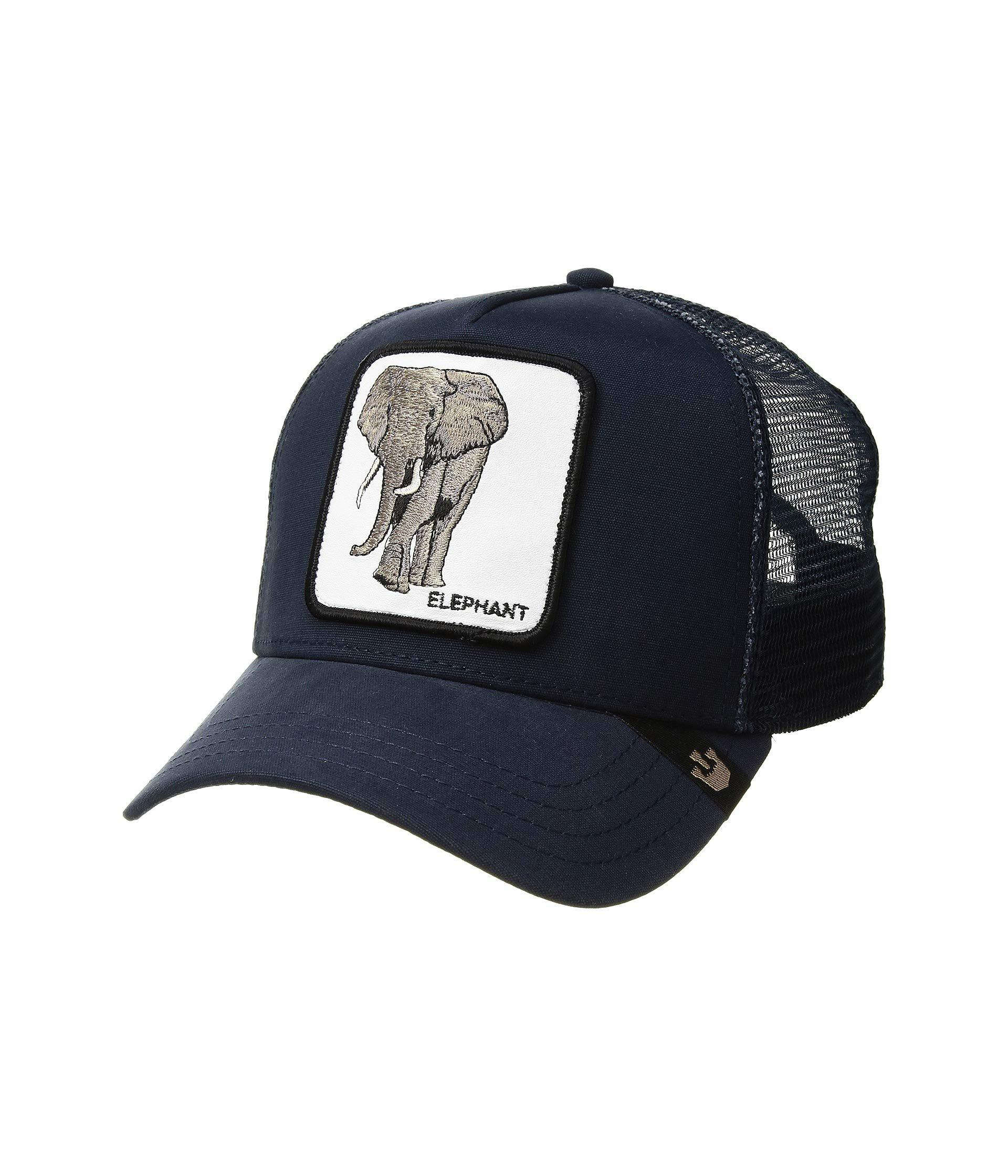 4f696f98684 Lyst - Goorin Bros Animal Farm Snap Back Trucker Hat (olive Donkey ...