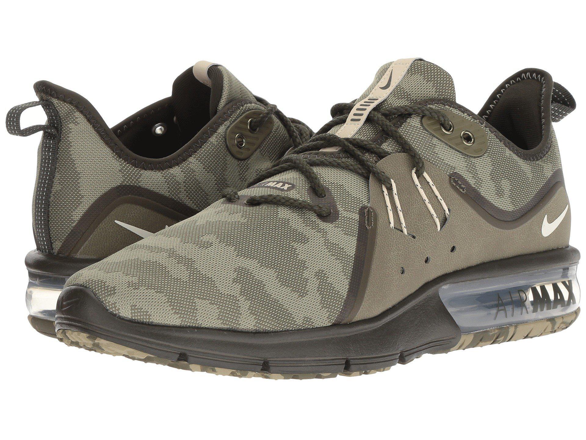 Lyst Nike Air Max Sequent 3 Premium (Noir/dark Gris) Homme