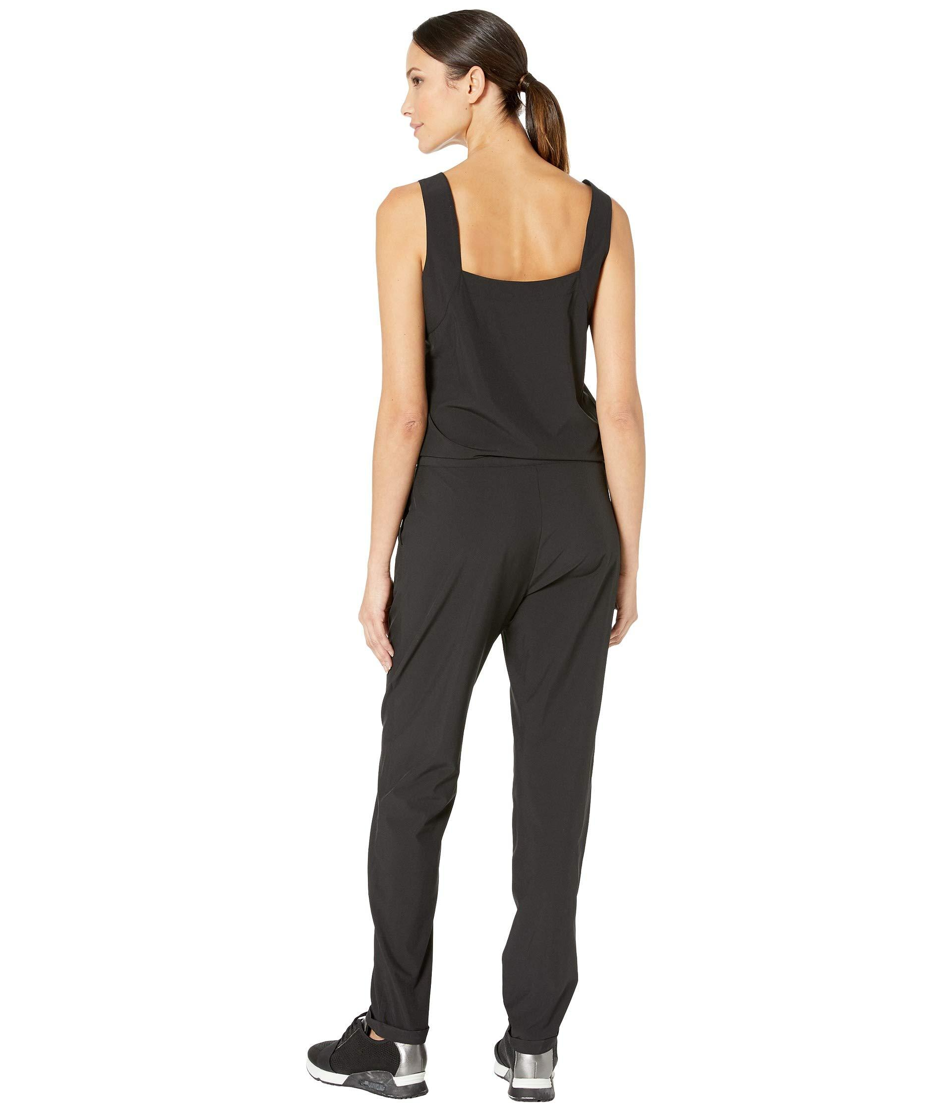 2f0f0ef26d70 Lyst - Fig Clothing Zaz Jumpsuit (black Mirage) Women s Jumpsuit ...