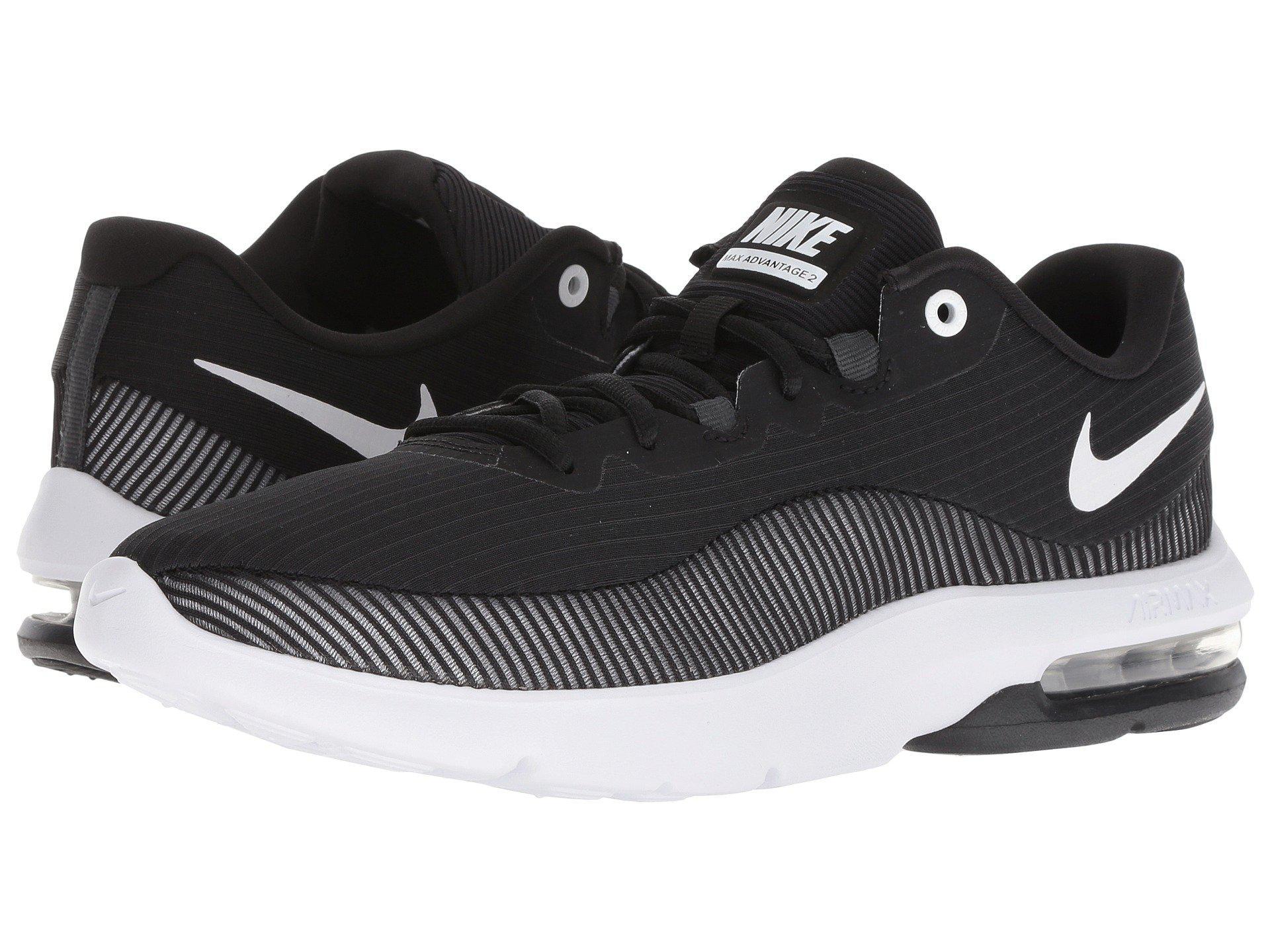 4484e8458f0 Lyst - Nike Air Max Advantage 2 (white red Orbit wolf Grey) Men s ...