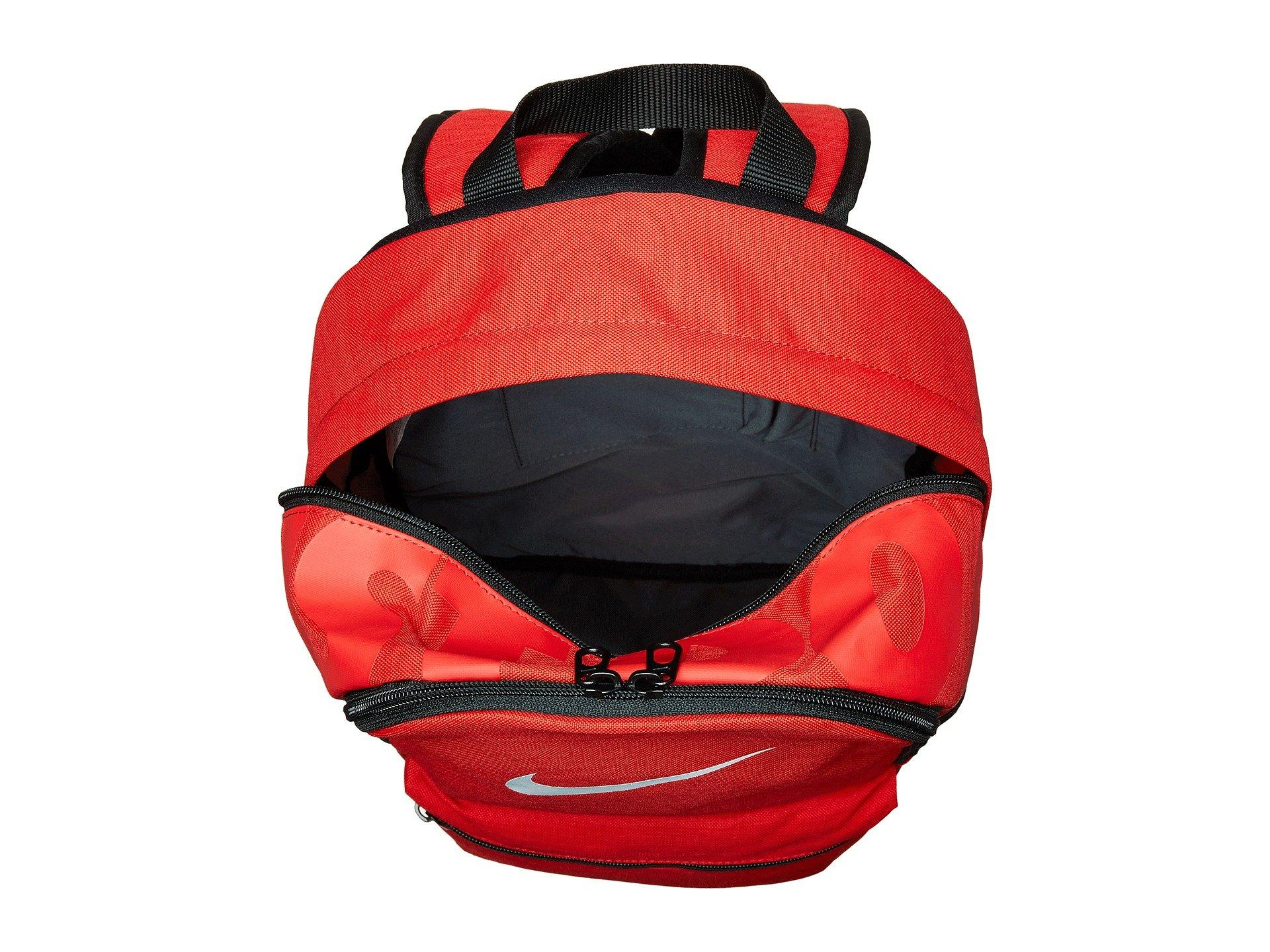 666142fae37c Nike - Brasilia Medium Backpack (wheat black mystic Red) Backpack Bags for.  View fullscreen