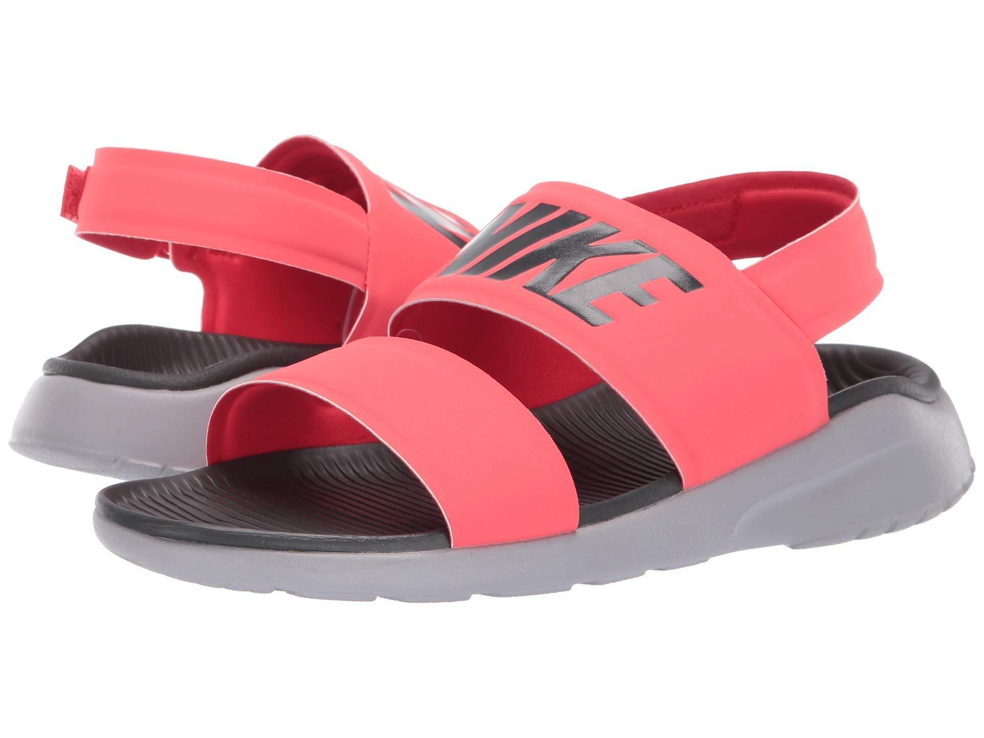 Nike Tanjun Sandal in Pink - Lyst