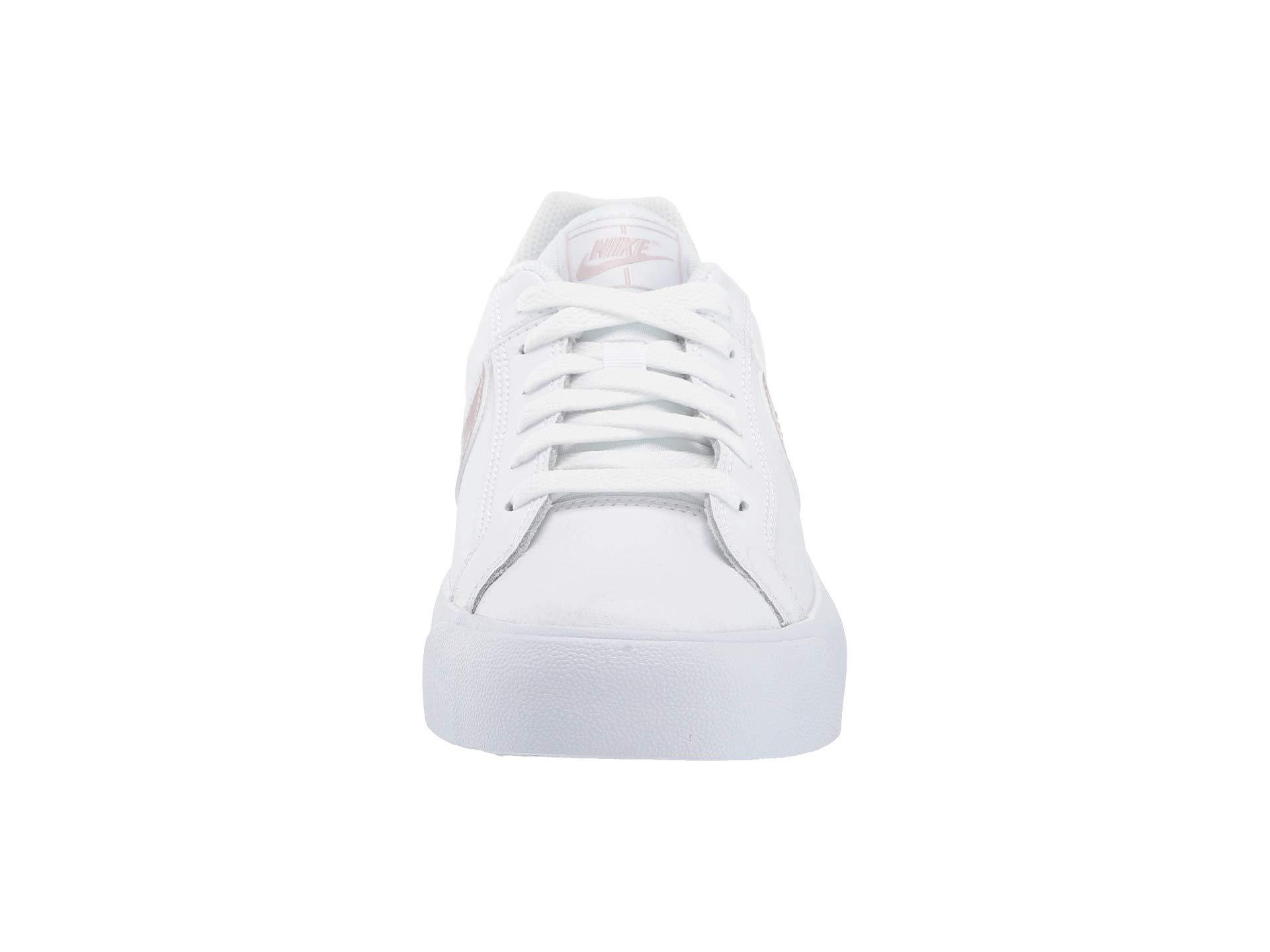 Lyst - Nike Court Royale Ac (white particle Rose) Women s Shoes in White c7d01694708b