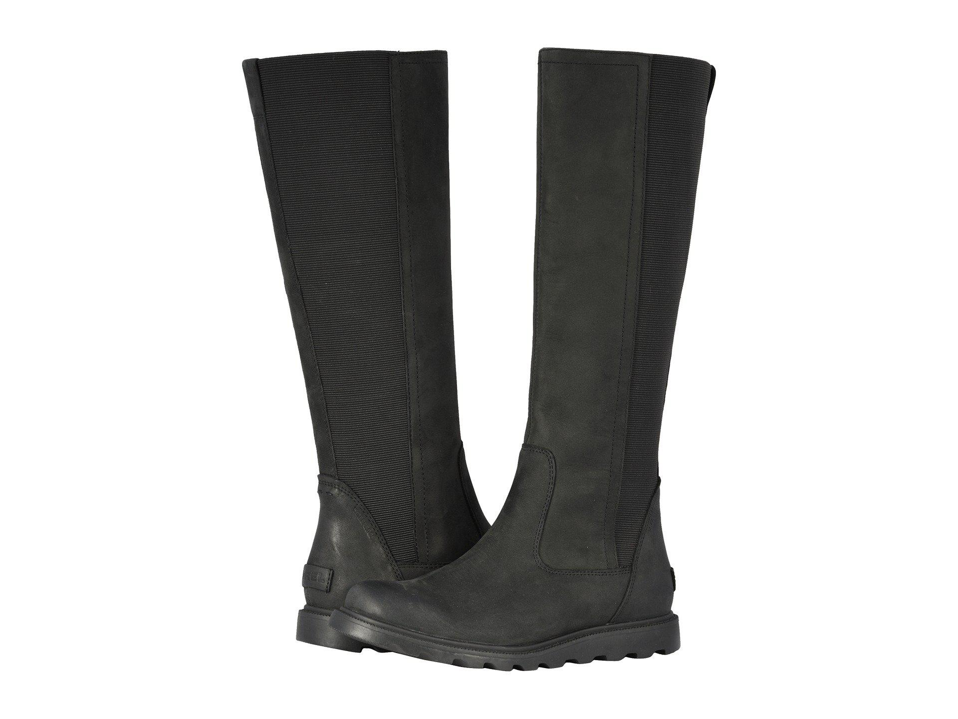 Sorel Leather Ainsley Tall Boot in