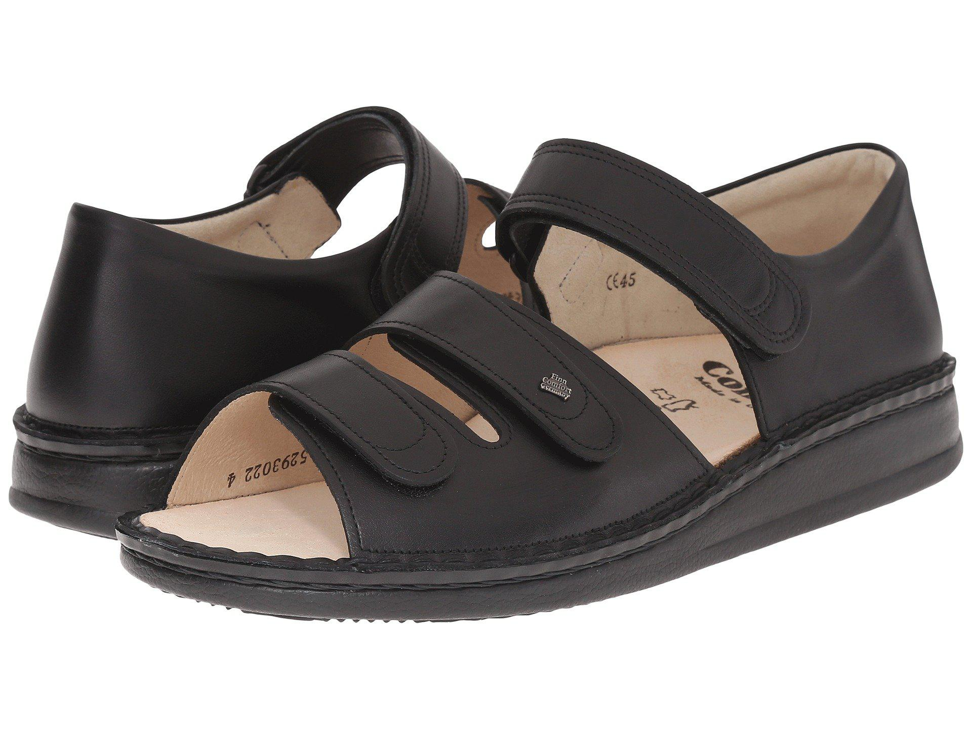 169d8dd032b7 Lyst - Finn Comfort Baltrum (nut) Shoes in Black