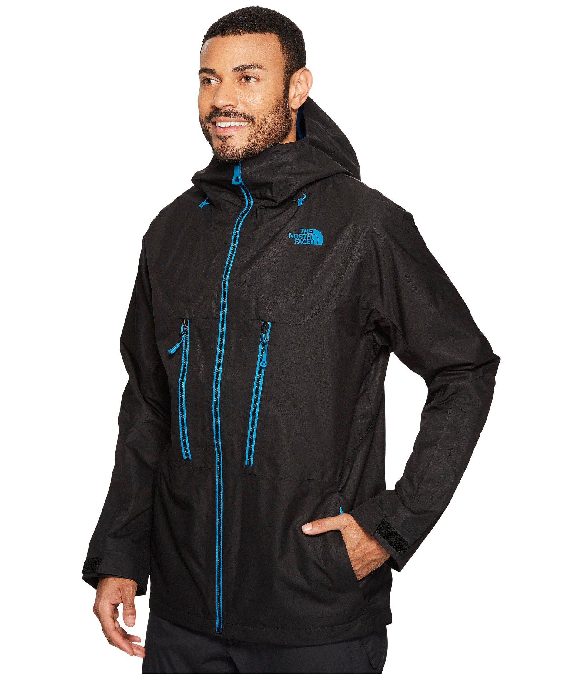 d1ac091ba The North Face Black Thermoball Snow Triclimate Jacket for men