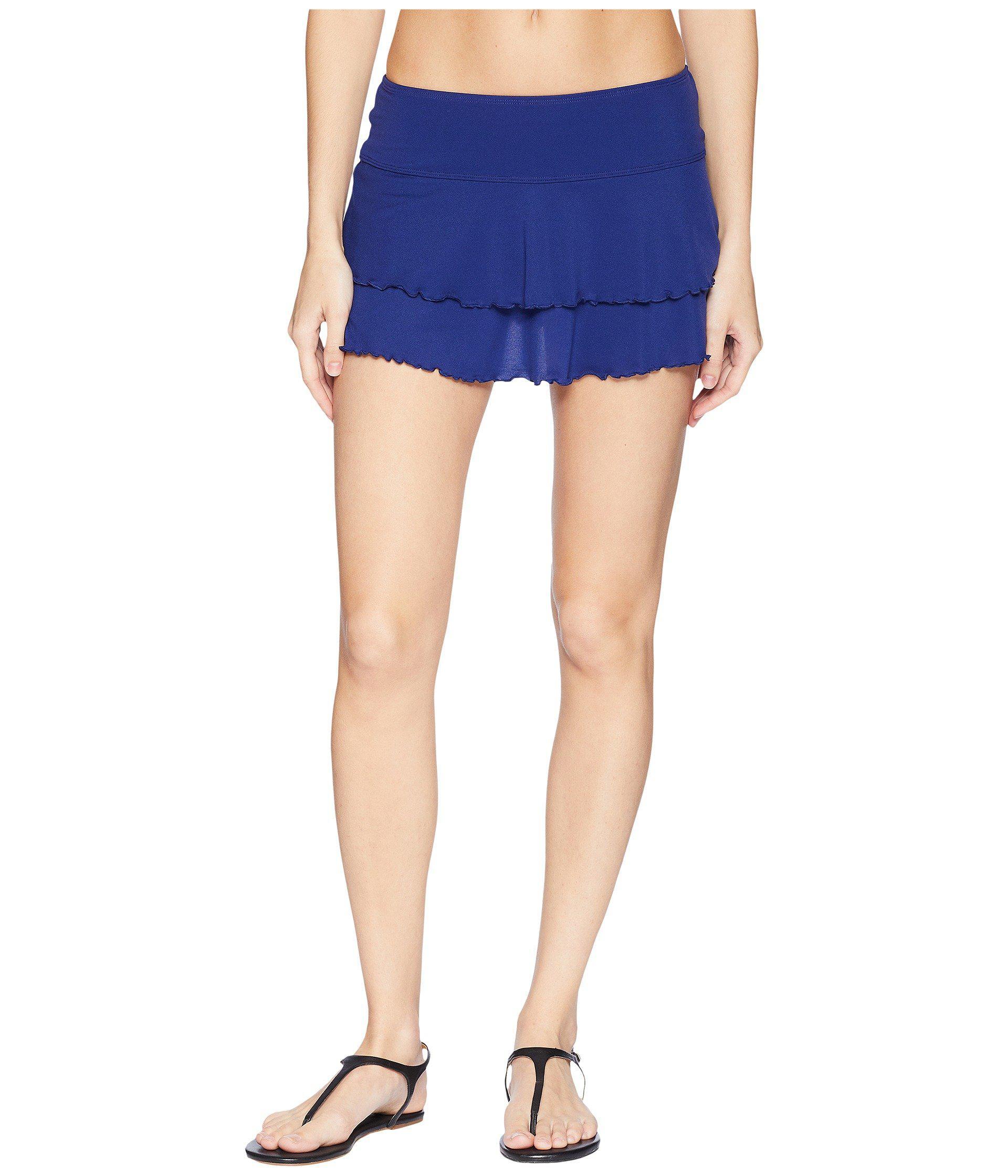 c60e04bf2 Lyst - Body Glove Smoothies Lambada Skirt (black) Women's Swimwear ...