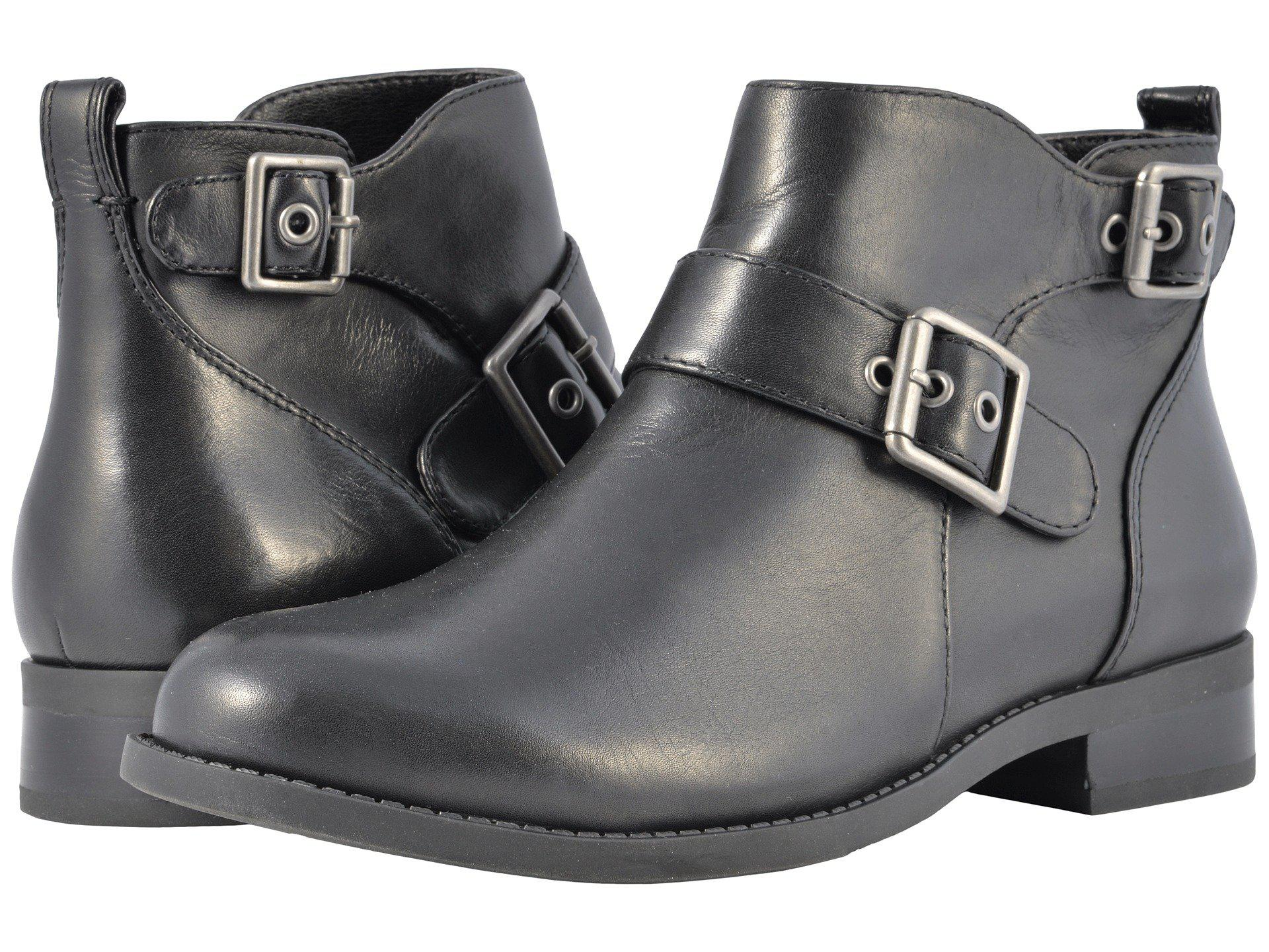 4be31c0201b Vionic Country Logan Ankle Boots (black) Boots
