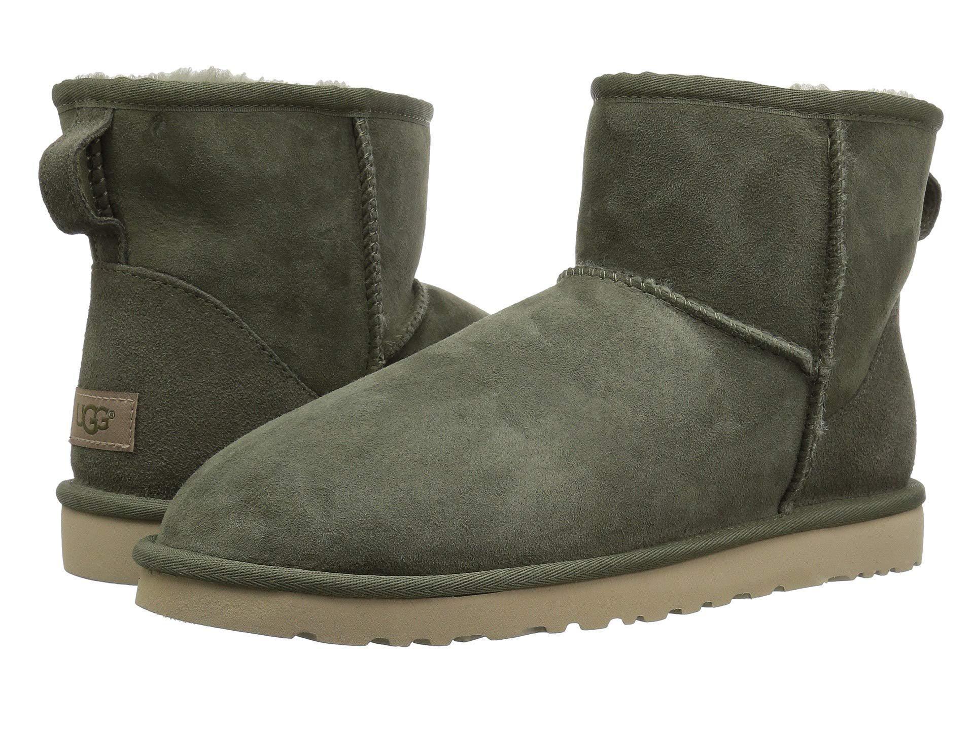 a6d8f5a69b6 Green Classic Mini (bluette) Men's Boots