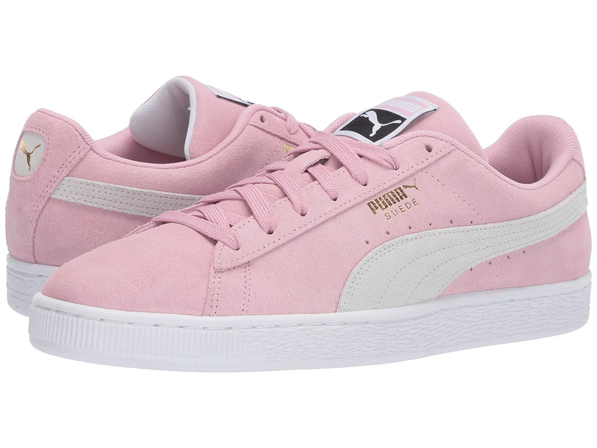 queso superficial Transeúnte  PUMA Suede Classic in Pink for Men - Save 26% - Lyst