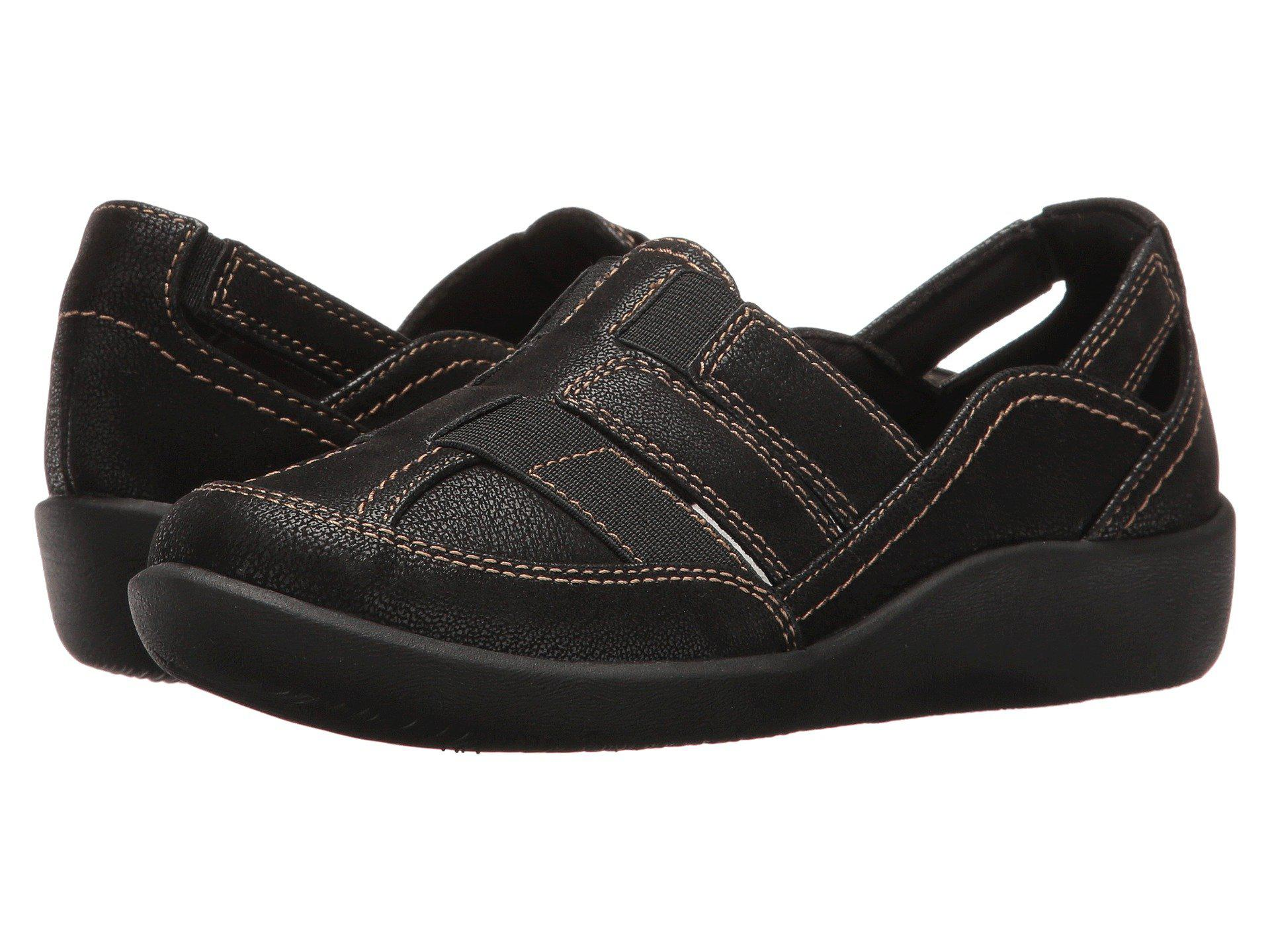e35de647c2a Lyst - Clarks Sillian Stork (navy) Women s Sandals in Black - Save ...
