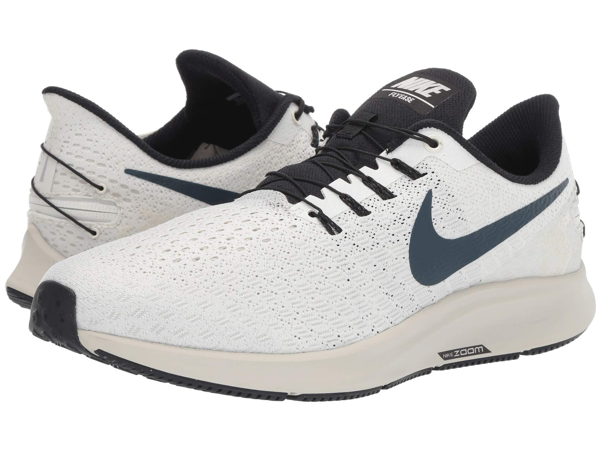 best service 41a4b 258e8 Air Zoom Pegasus 35 Flyease (sail/armory Navy/black/light Bone) Men's  Running Shoes