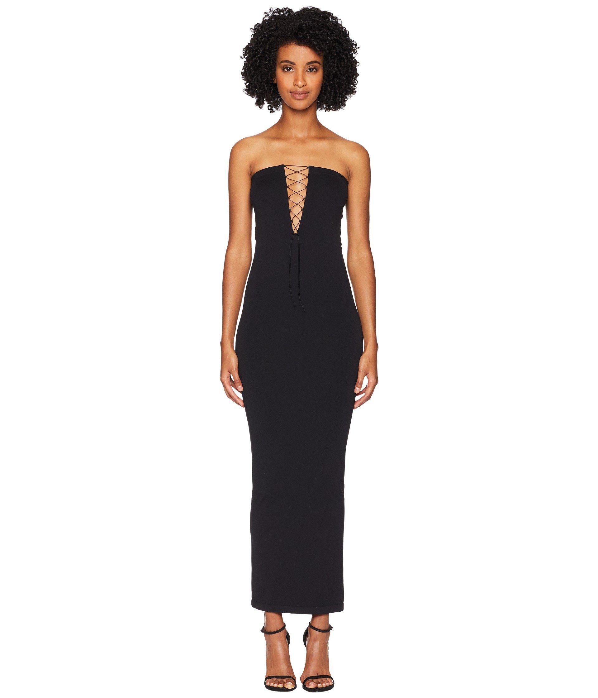 b46b9b56ae25 Wolford Grace Dress in Black - Lyst