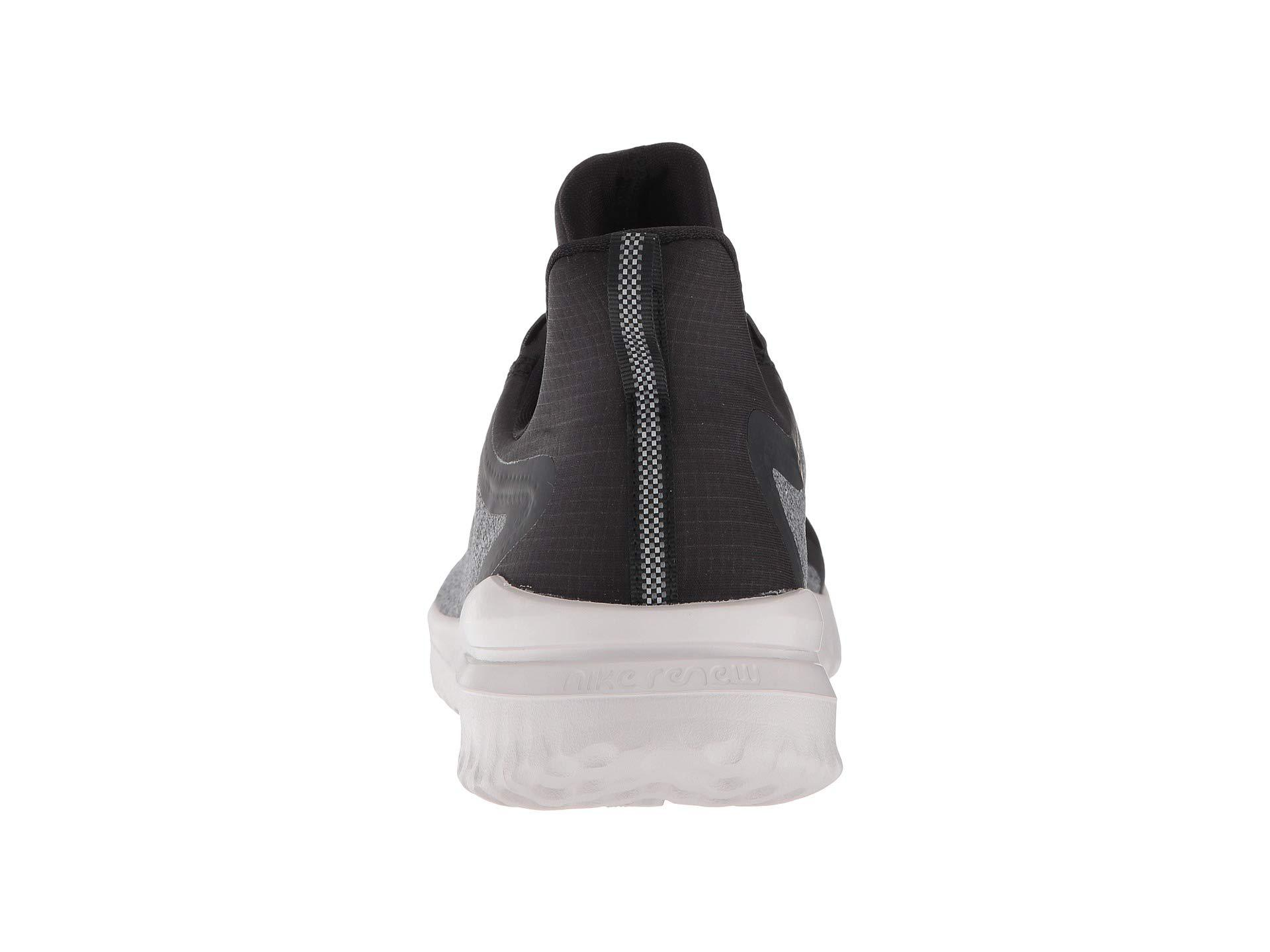 e8d62a95fdd Lyst - Nike Renew Rival Shield (black metallic Silver cool Grey) Men s  Running Shoes in Metallic for Men