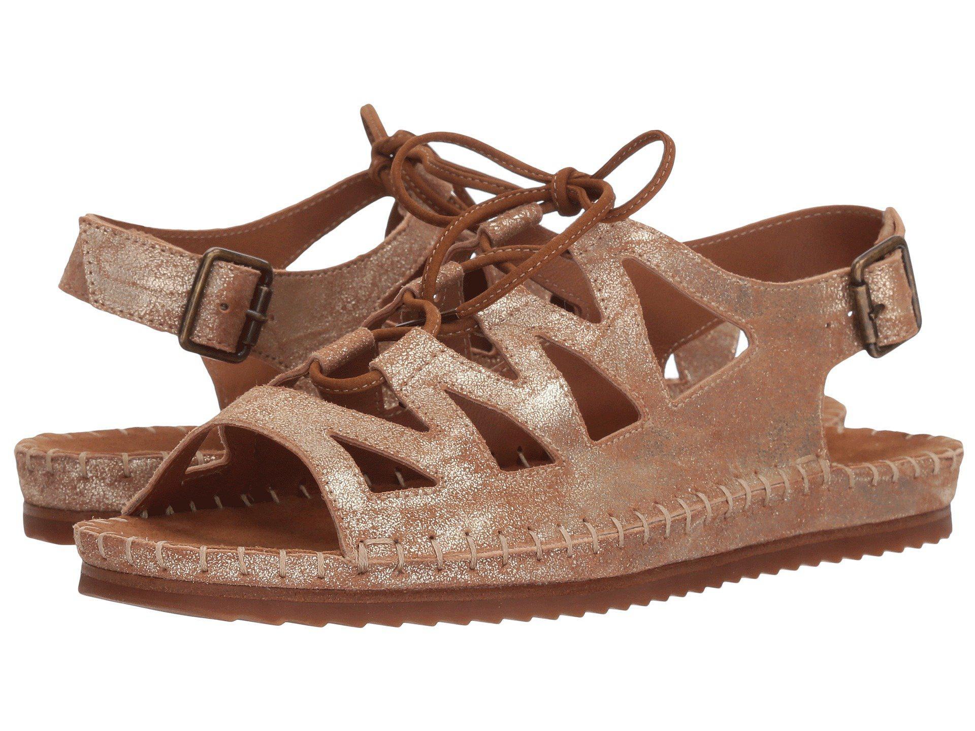 Trask Women's Chandler Ghillie Sandal