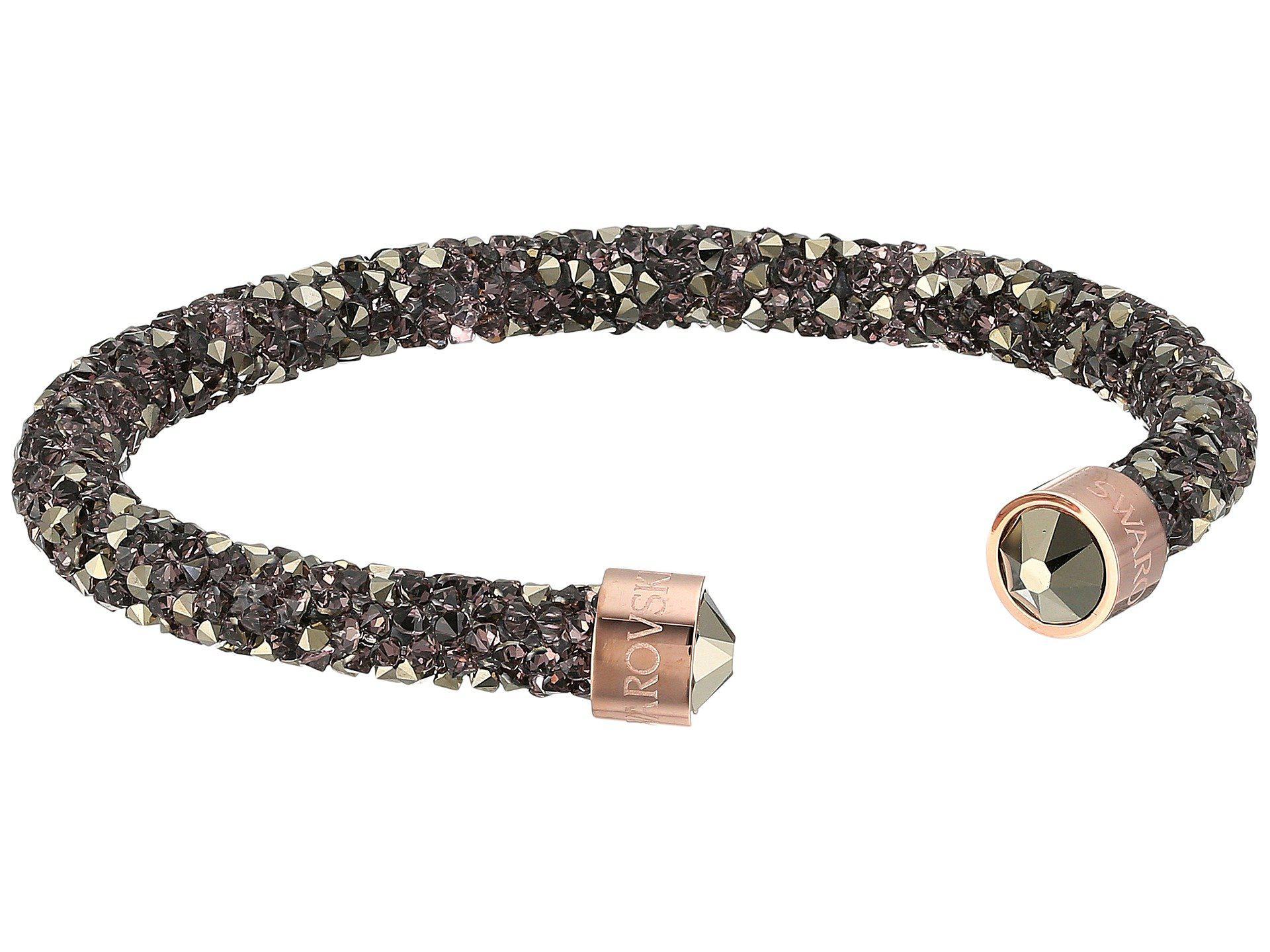 Crystaldust Cuff Bracelet (brown) Bracelet