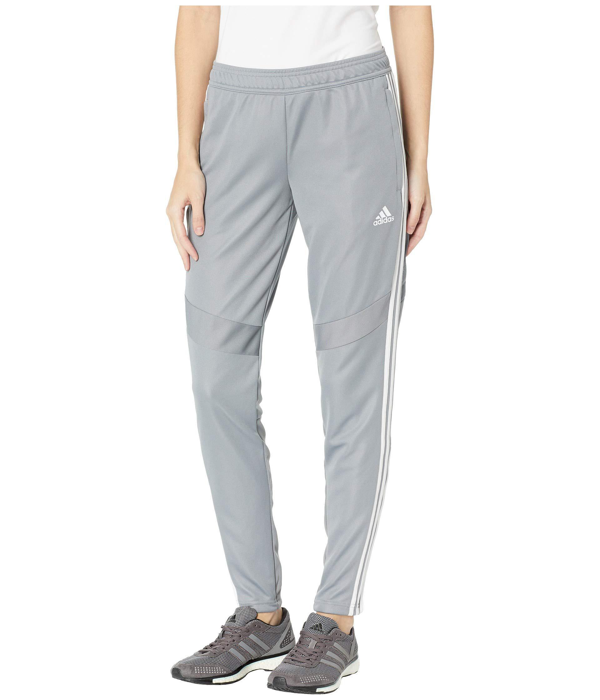 Adidas Gray Tiro '19 Pants (legend Inkclear Mint) Women's Casual Pants