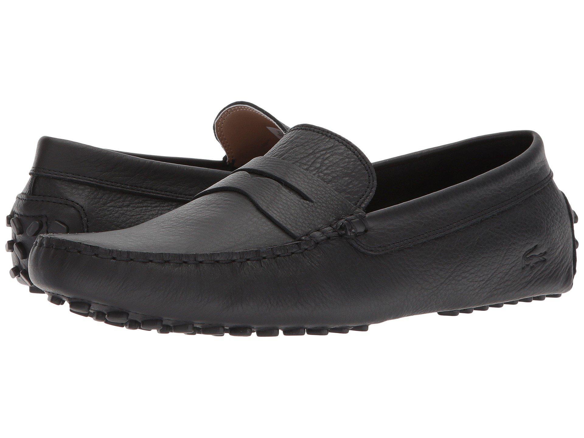 4ded437725d2 Lyst - Lacoste Concours 118 1 P (tan) Men s Shoes in Black for Men ...