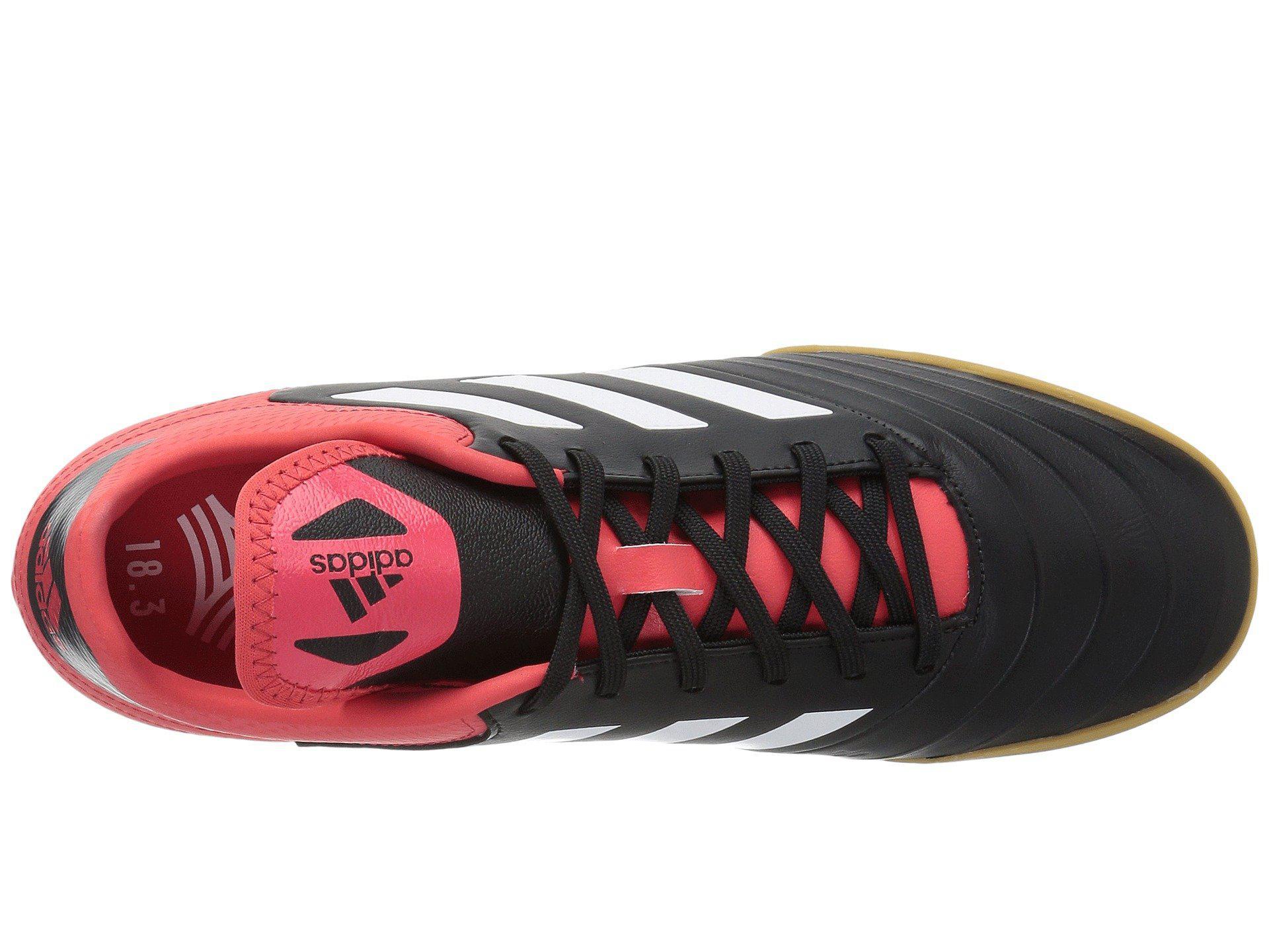 c616a48c316 Adidas - Multicolor Copa Tango 18.3 Indoor (black white real Coral) Men s.  View fullscreen