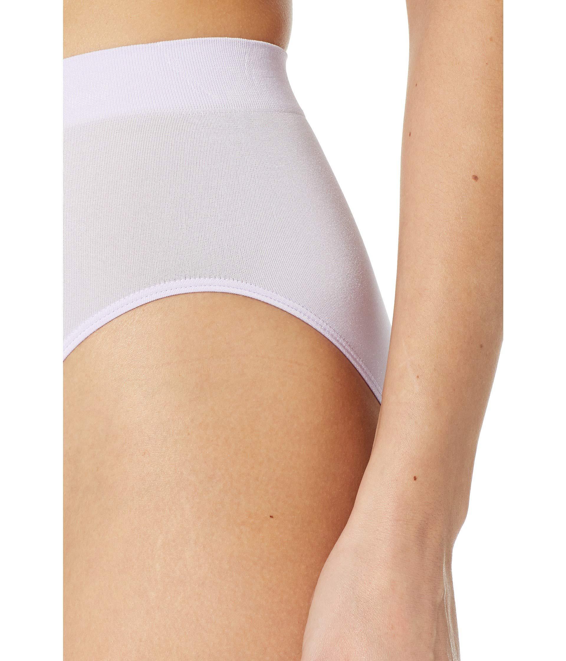 6ca9f7e35e8d Wacoal B-smooth High-cut Brief 834175 (chalk Pink) Women's Underwear ...