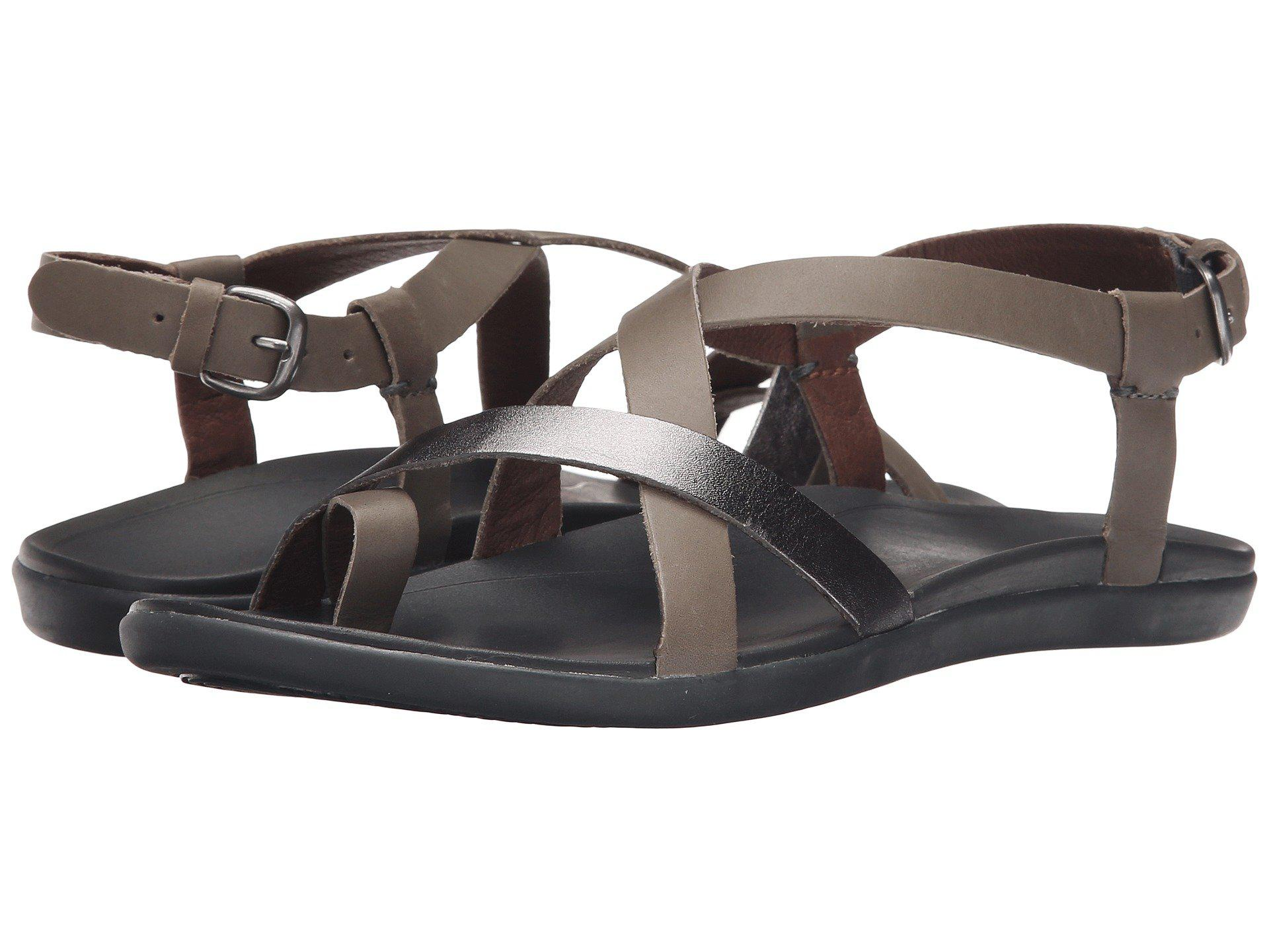 2de9fbd81e5 Lyst - Olukai Upena (mustard bubbly) Women s Sandals