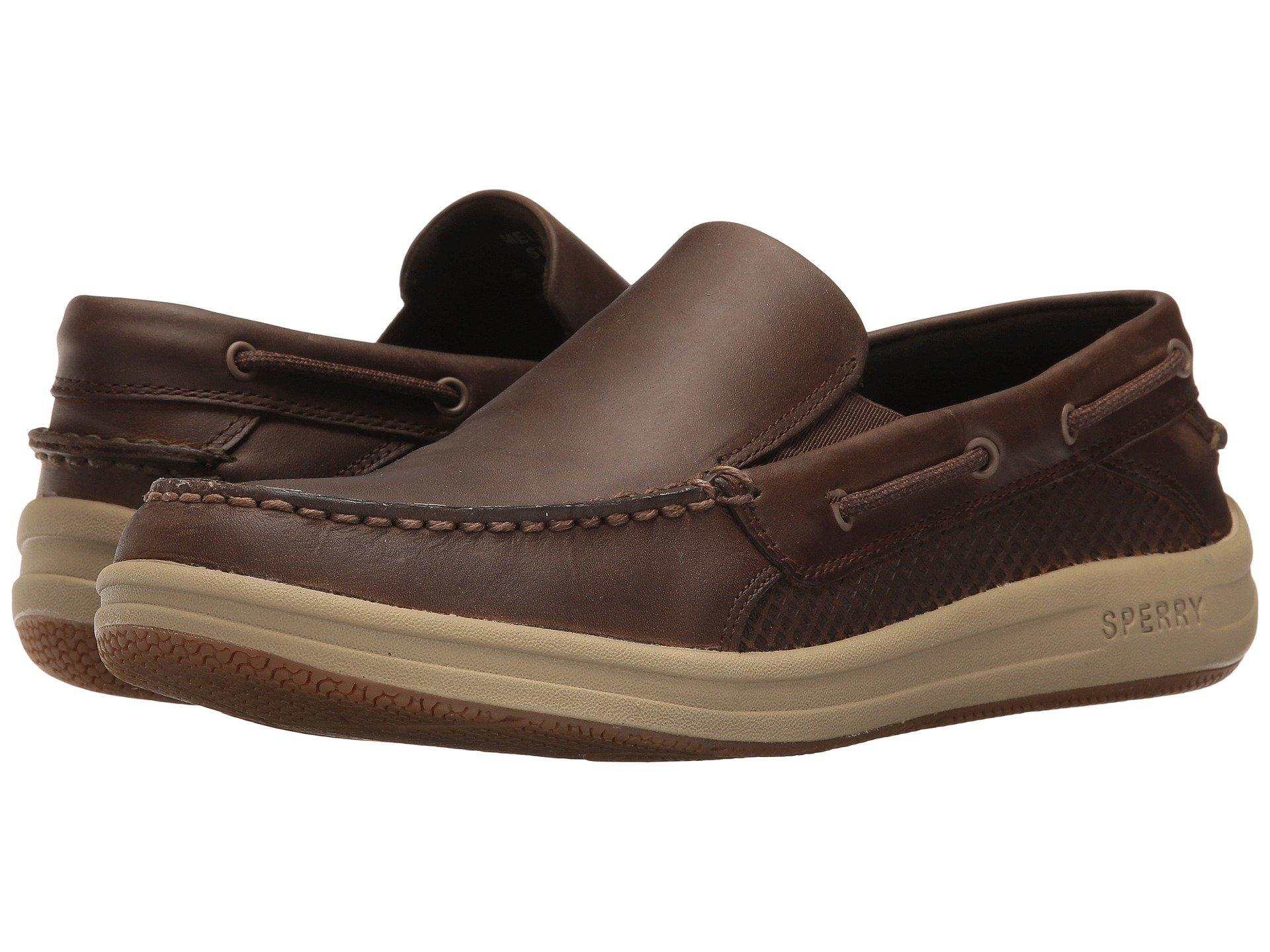 Sperry Mens Gamefish Slip On Boat Shoes