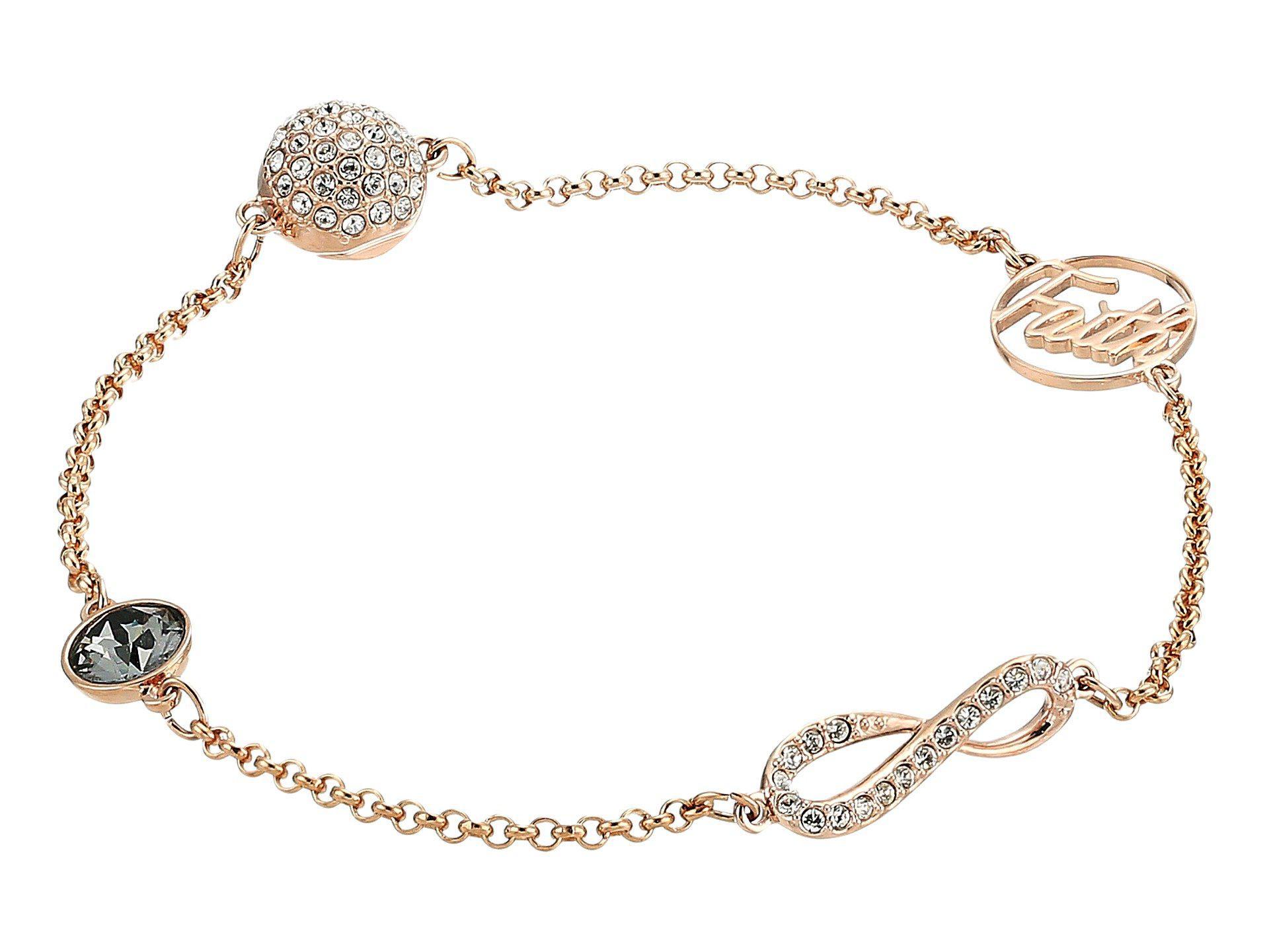 Remix Collection Infinity Symbol Bracelet