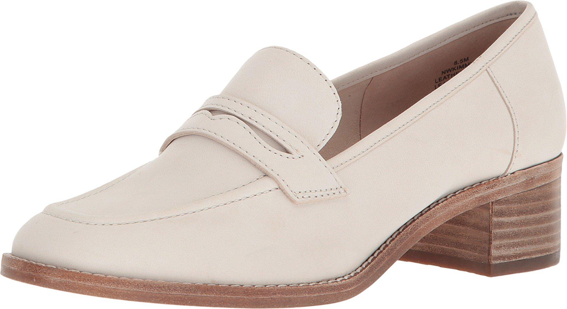 248671aa644 Lyst - Nine West Kimmy 40th Anniversary Heeled Loafer