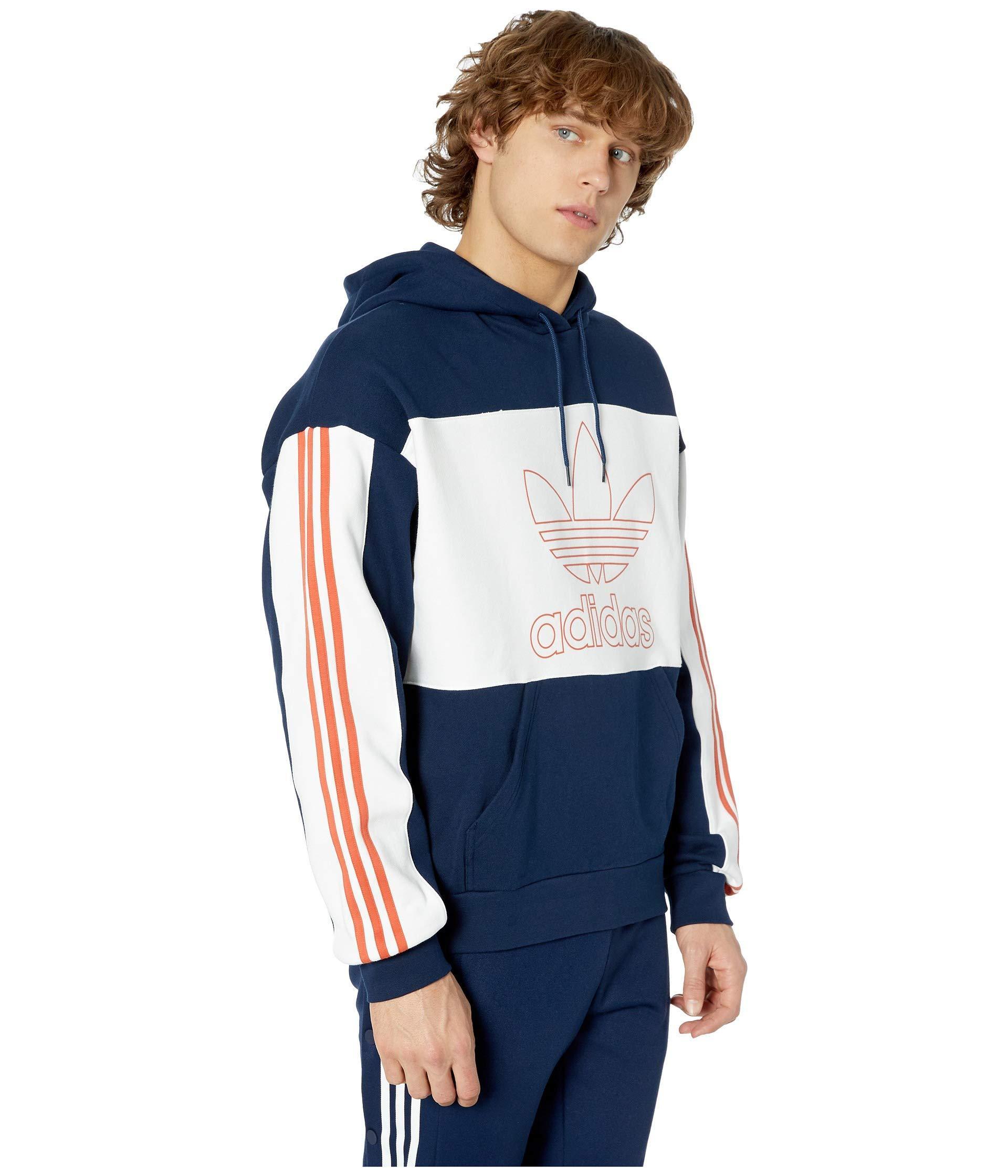 5b5f2fe59073 Blue Spirit Outline Hoodie (ash Grey) Men's Sweatshirt