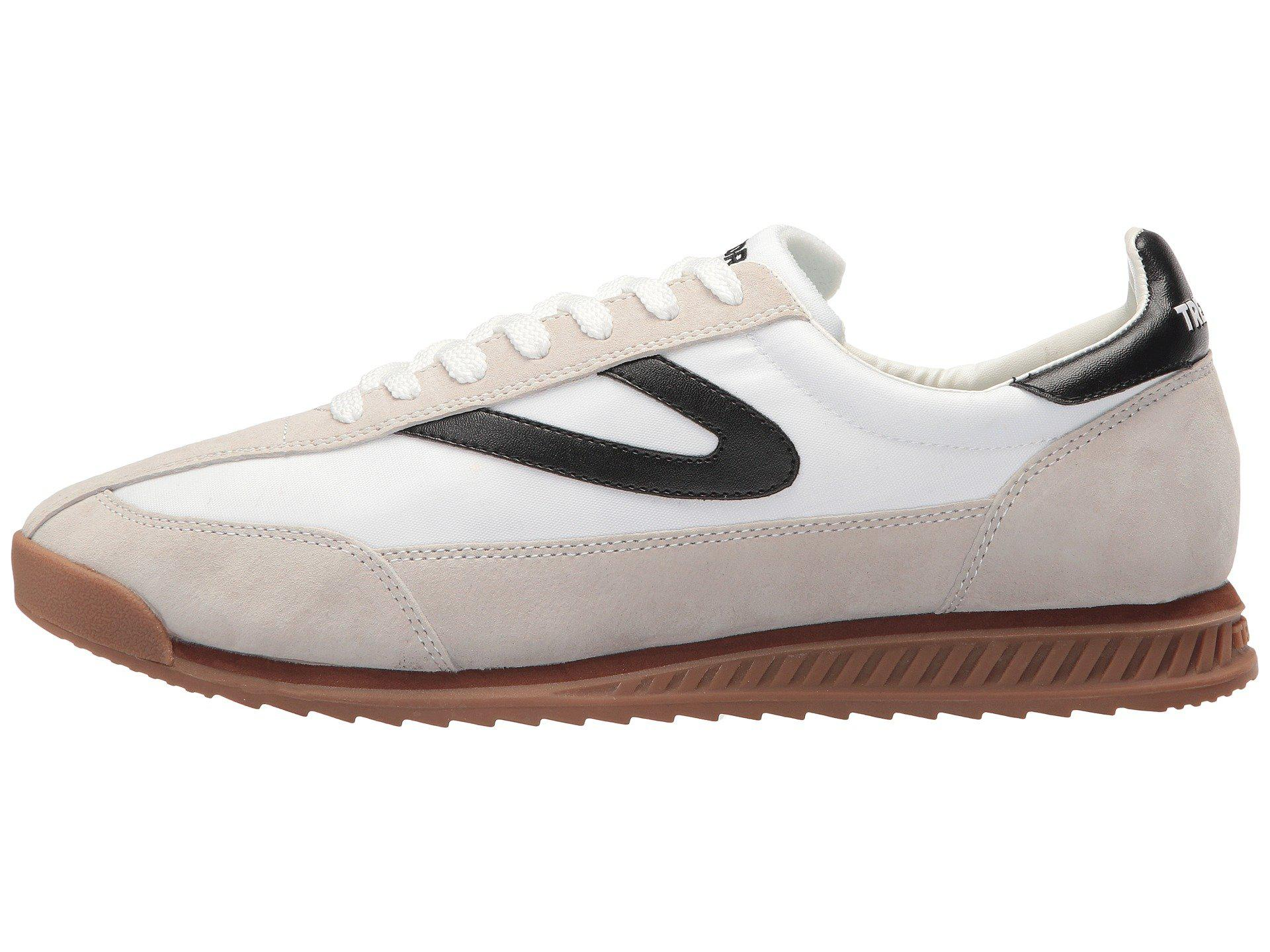 Tretorn Suede Rawlins 7 In White For Men Lyst