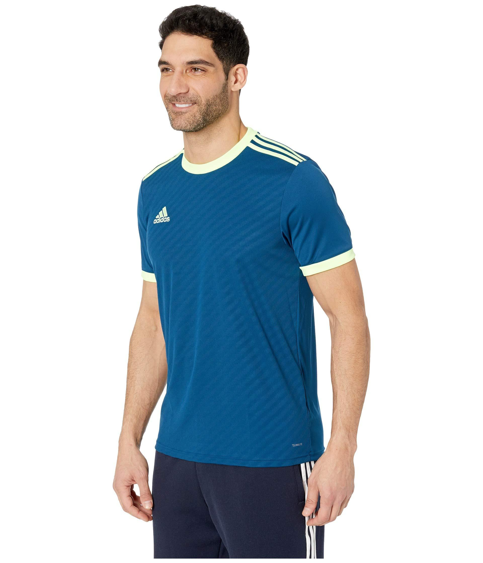 adidas Synthetic Afs Tiro Jersey in Blue for Men - Lyst
